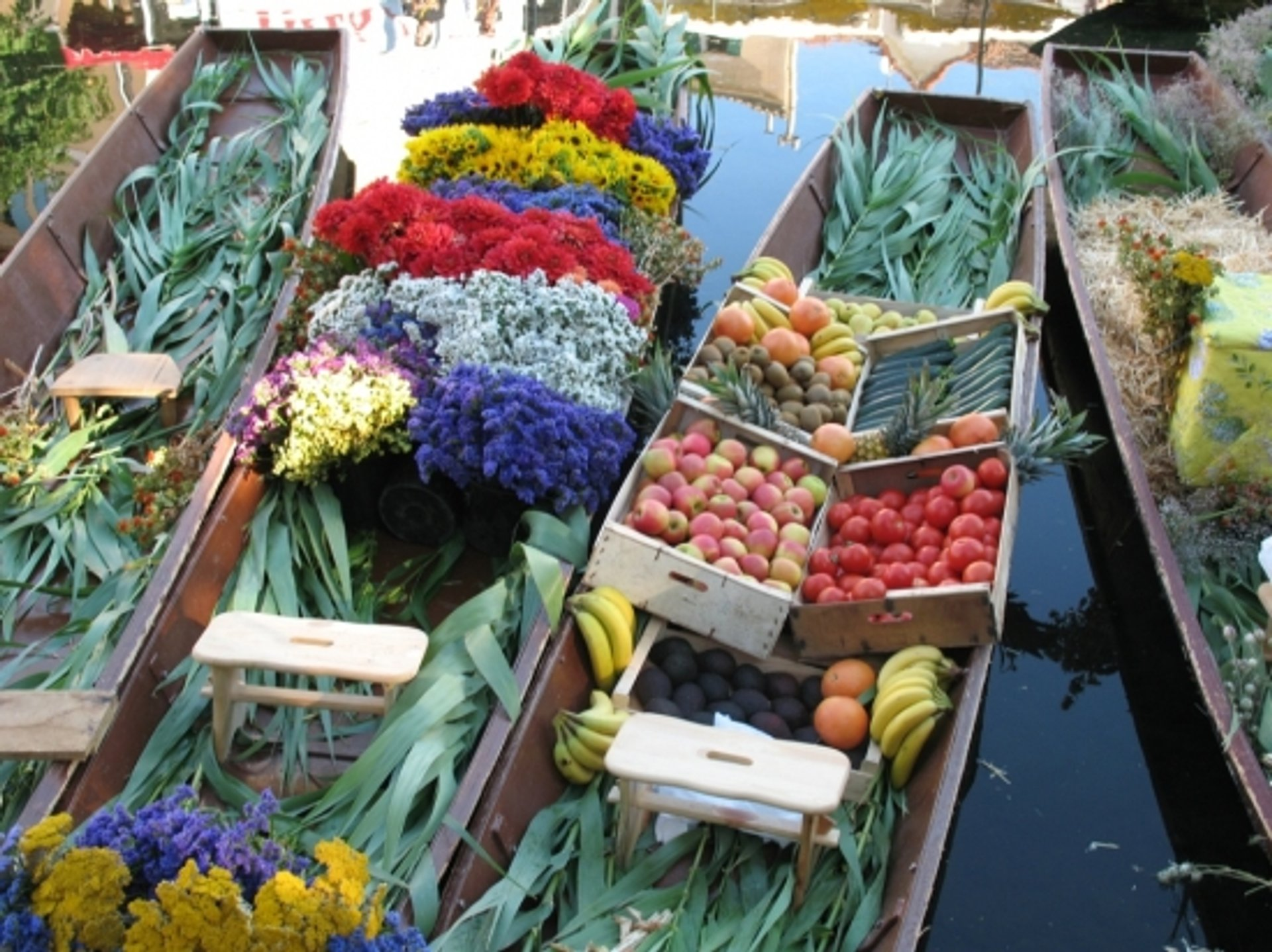Floating Market in Provence & French Riviera - Best Season 2019
