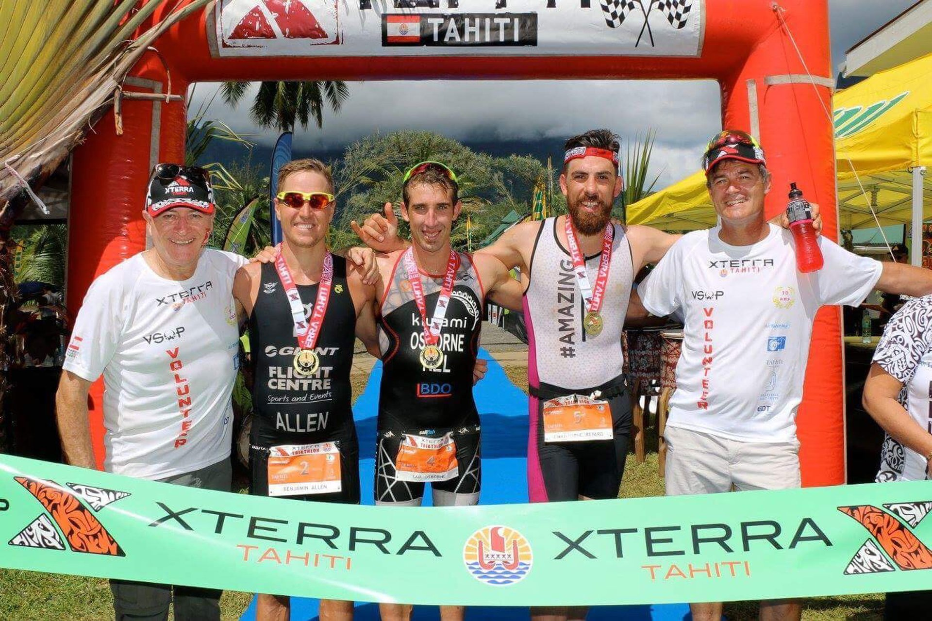 XTERRA Tahiti in Tahiti 2020 - Best Time