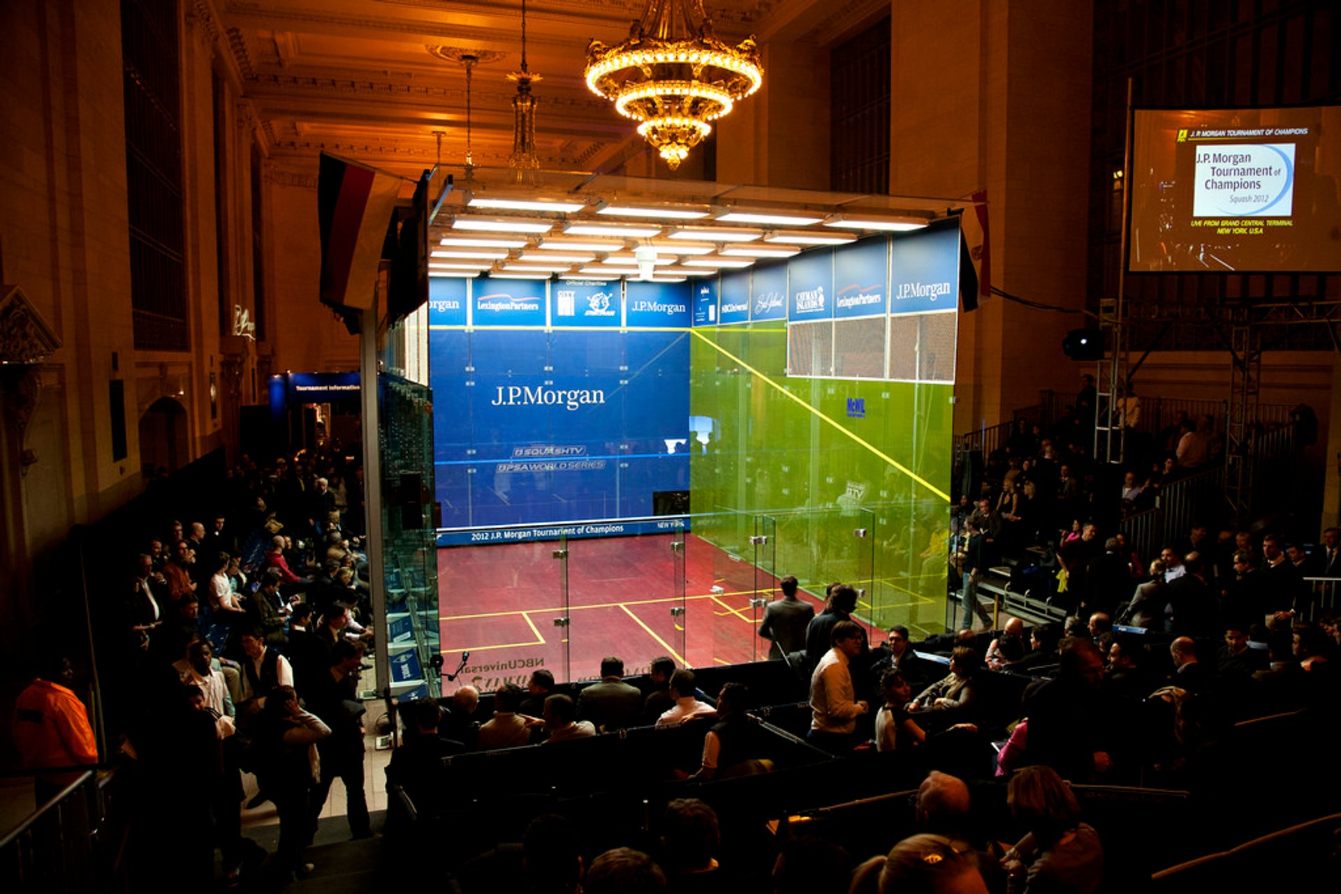 Best time for Tournament of Champions Squash in New York 2020
