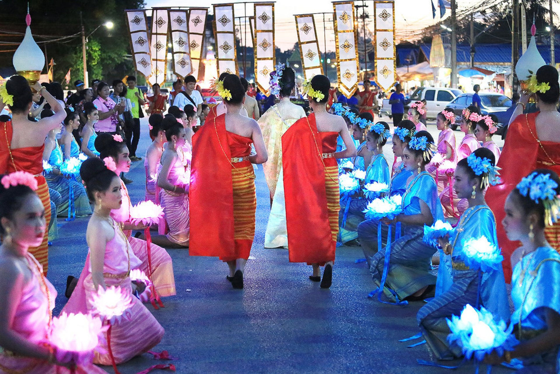 Rub Bua Festival in Thailand - Best Season 2020