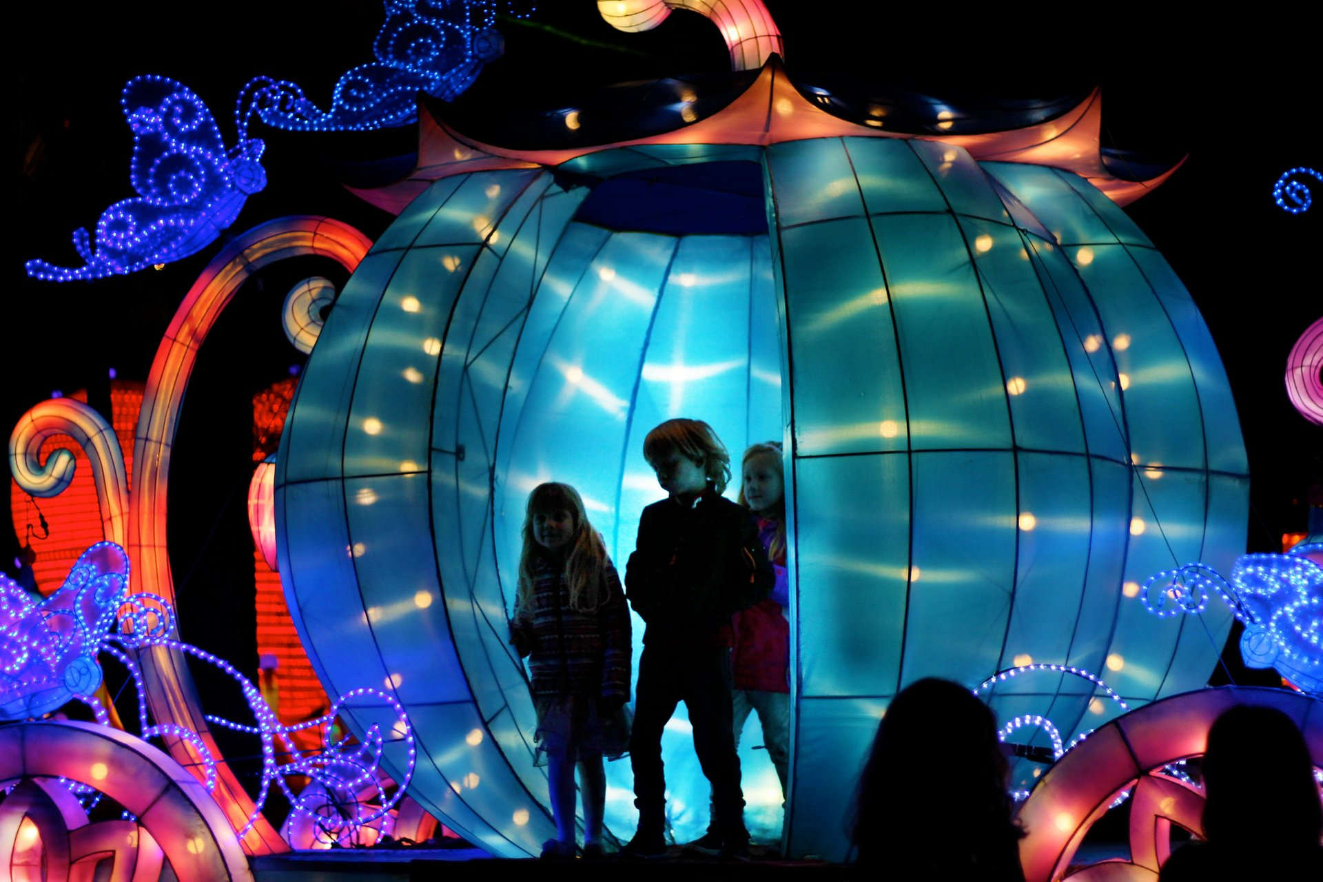 NC Chinese Lantern Festival in North Carolina 2020 - Best Time