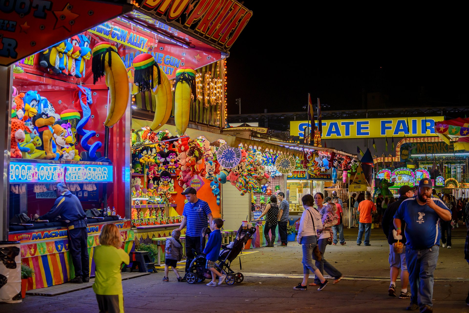 South Dakota State Fair in Midwest 2020 - Best Time
