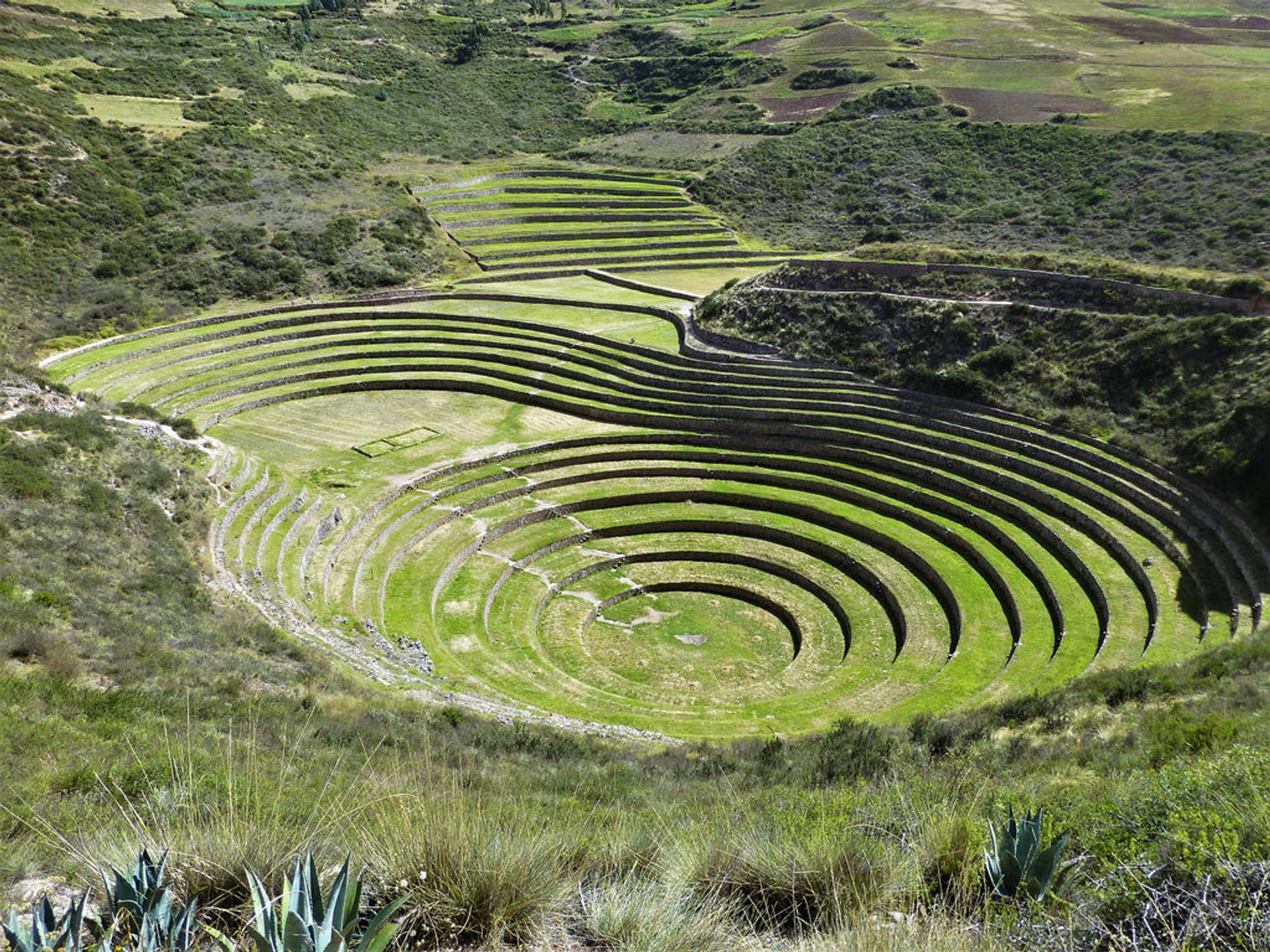 Moray in Machu Picchu and Cusco - Best Season