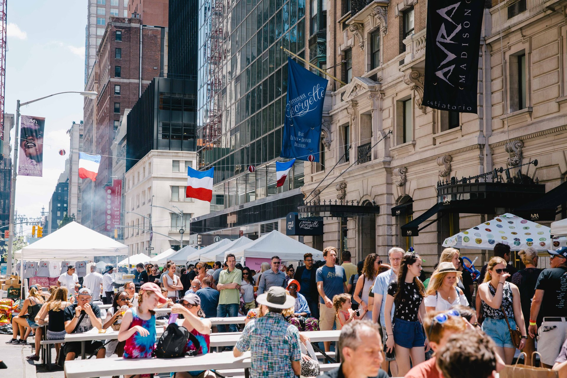 Best time to see Bastille Day in New York 2020