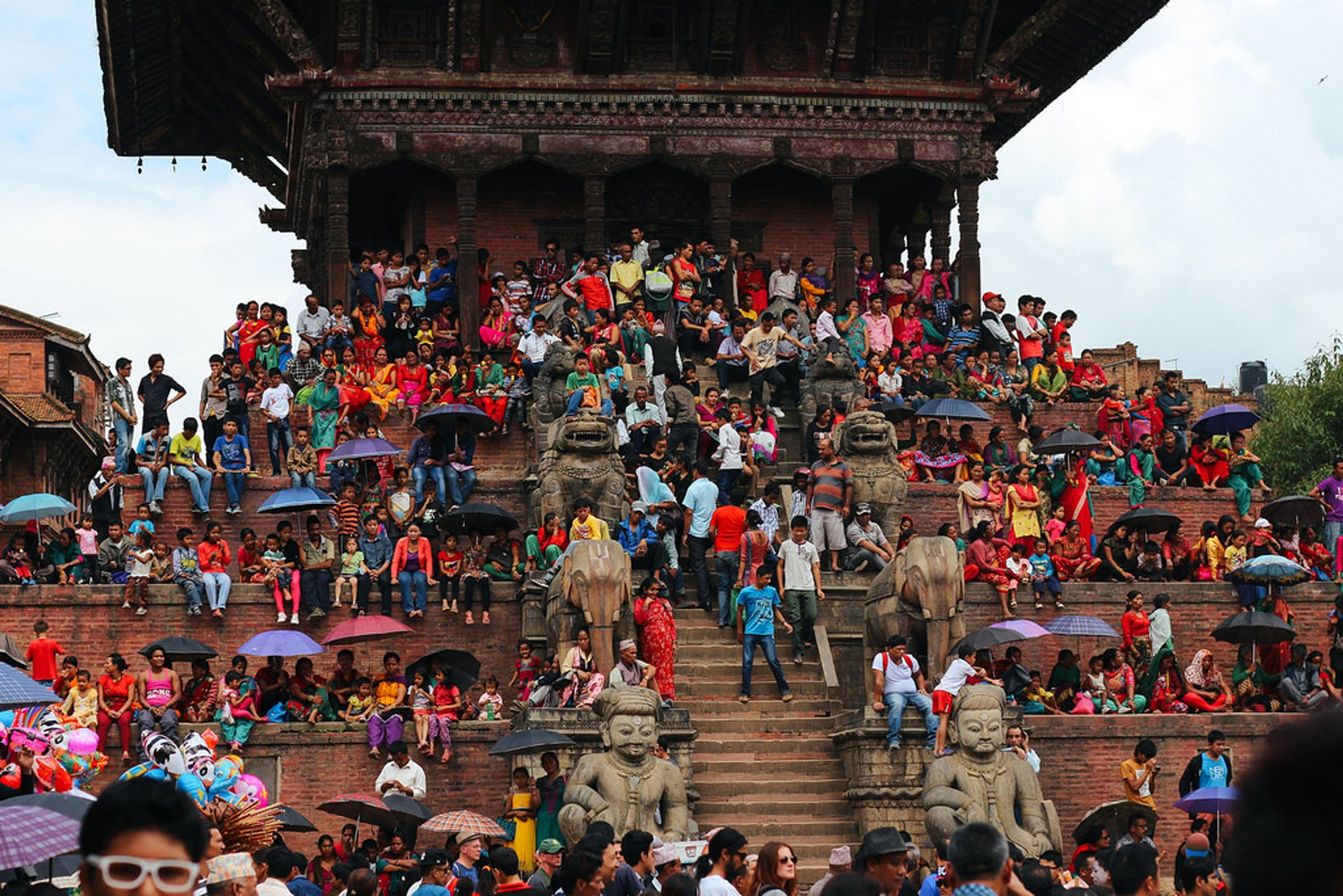 Best time for Gai Jatra Festival in Nepal 2019