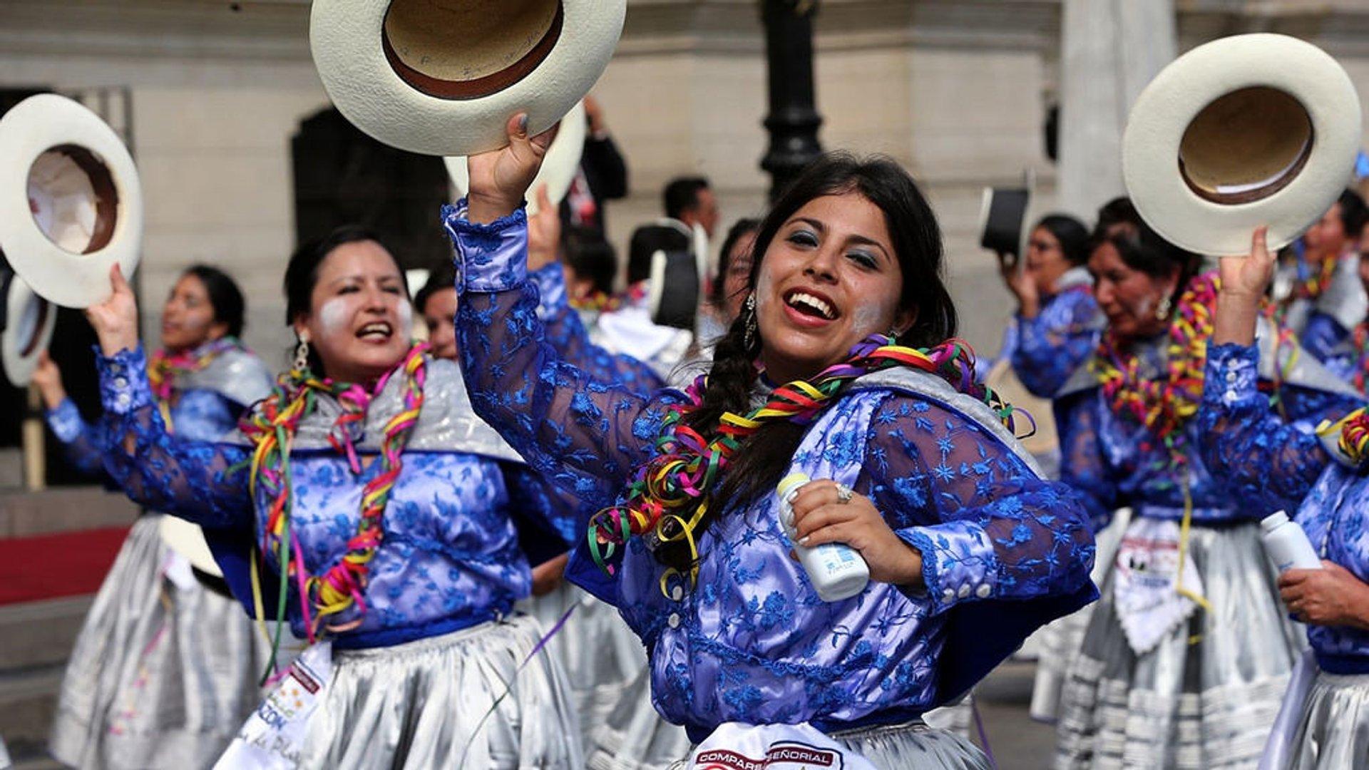 Carnaval de Ayacucho 2020