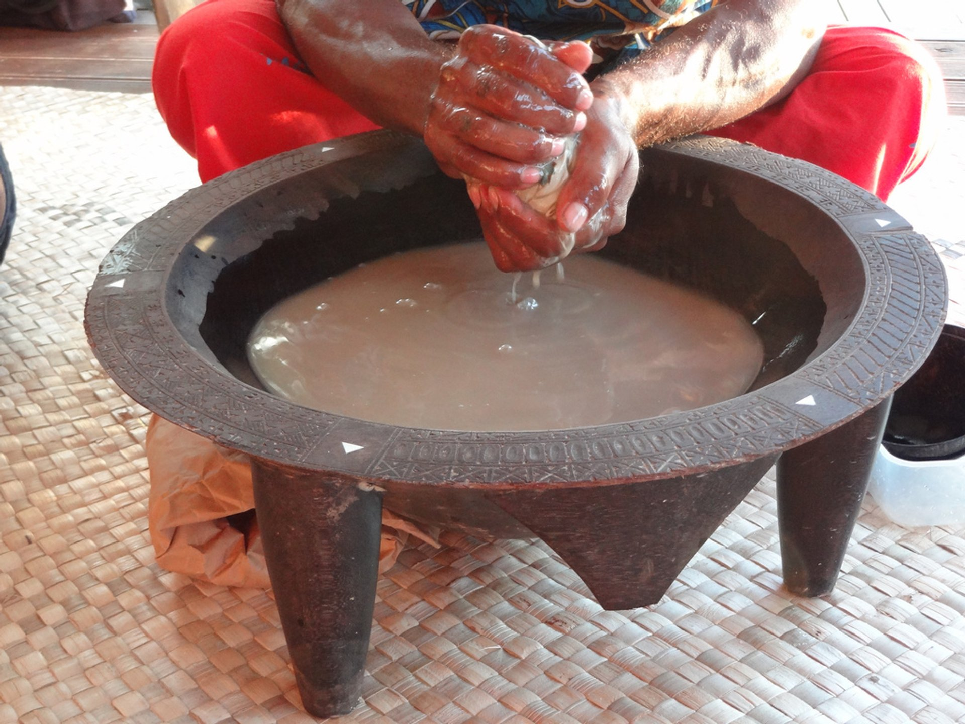 Kava (Yaqona) Ceremony in Fiji - Best Season 2019