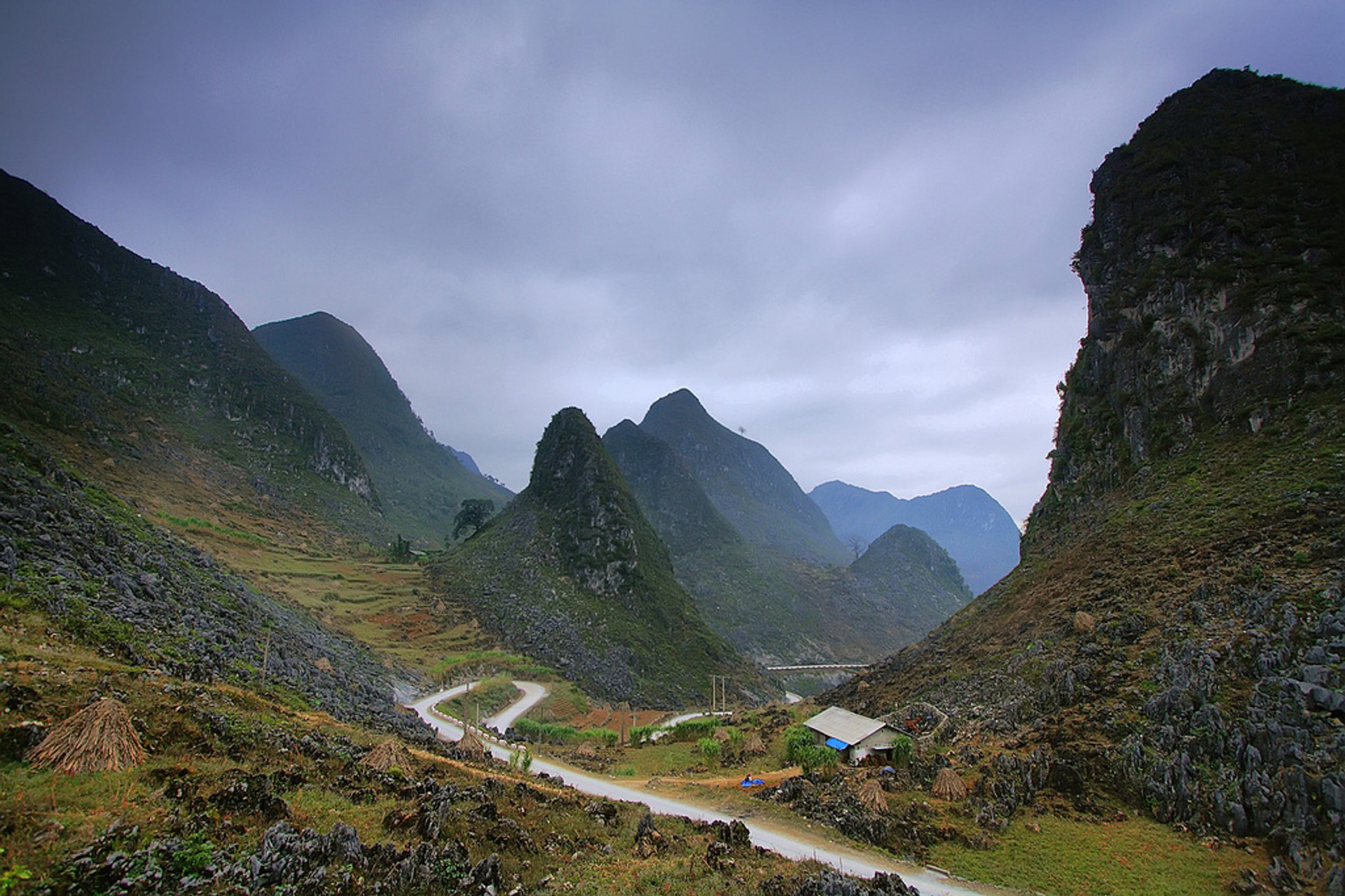 Ma Pi Leng Pass in Vietnam - Best Season 2019