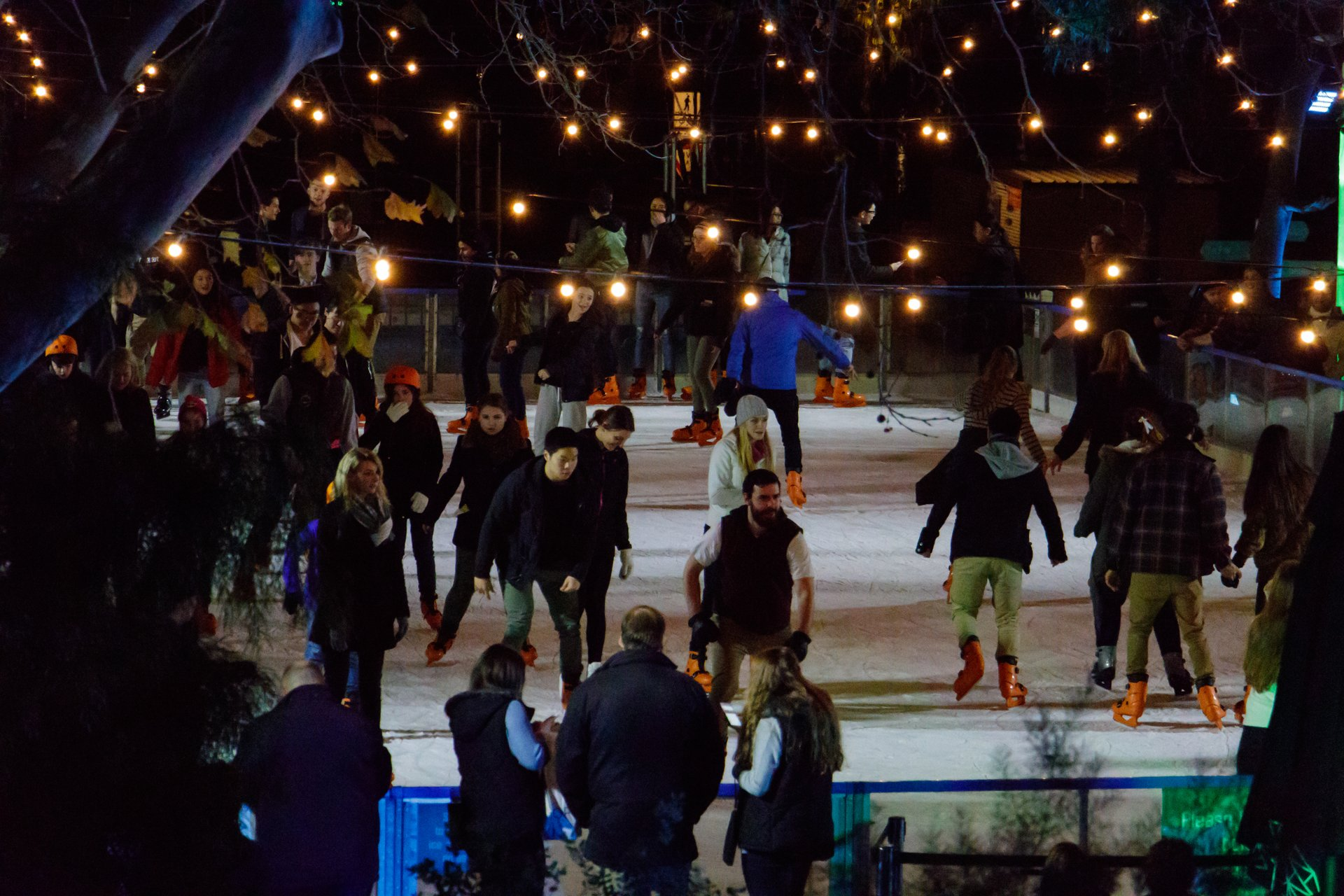 River Rink at Fed Square in Melbourne 2020 - Best Time