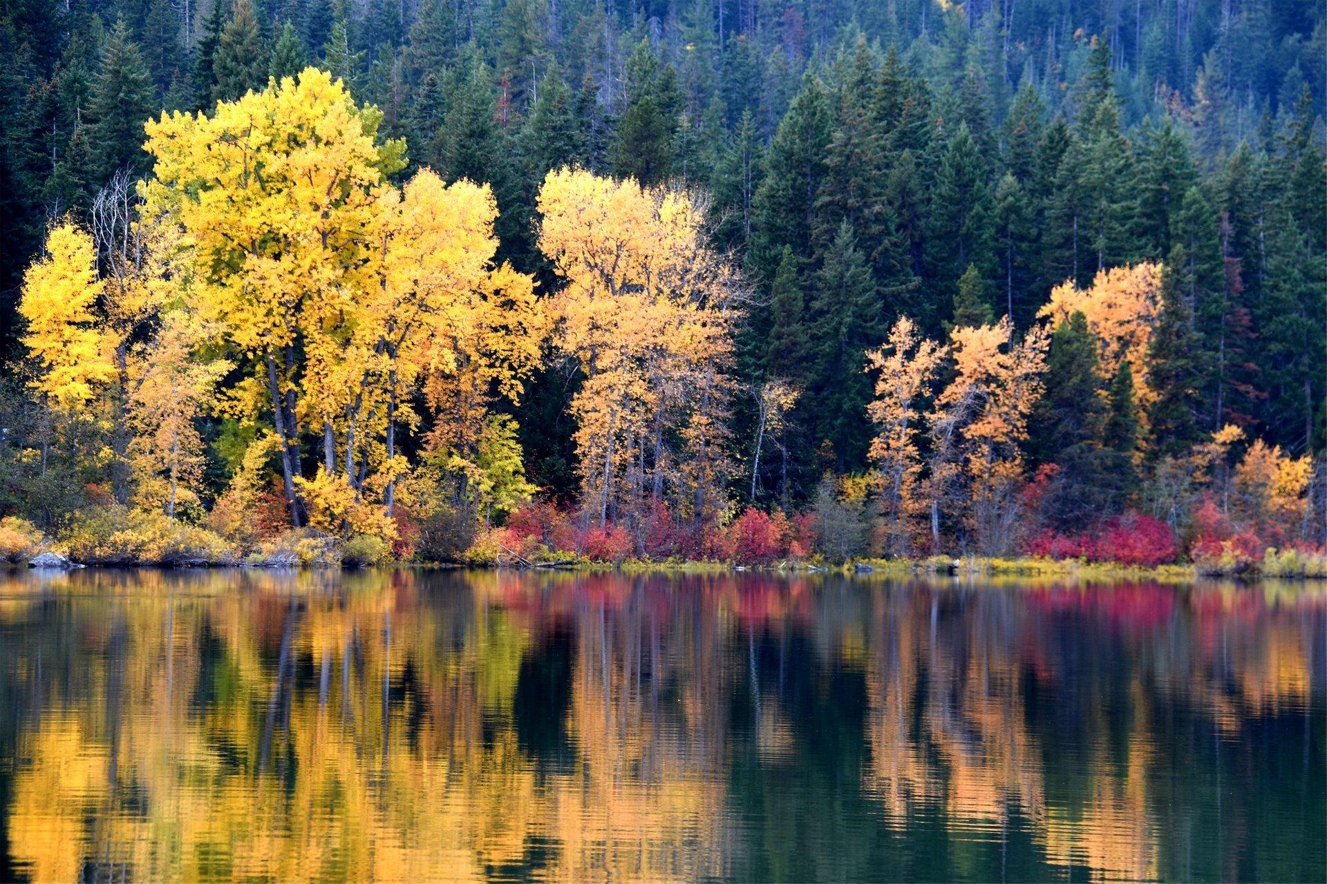 Lake Wenatchee; Leavenworth 2020