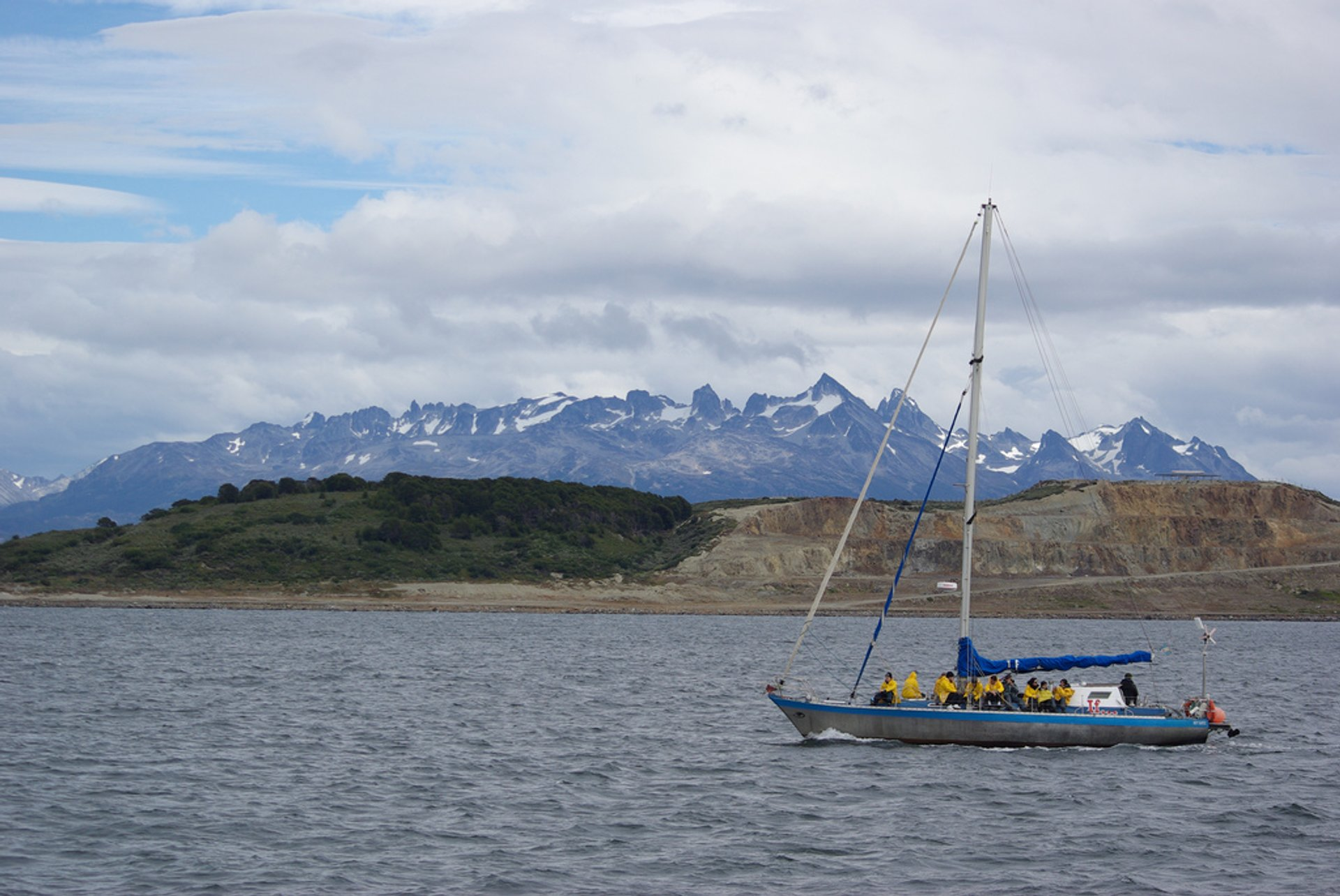 Sailing and Cruising in Chile - Best Season 2020
