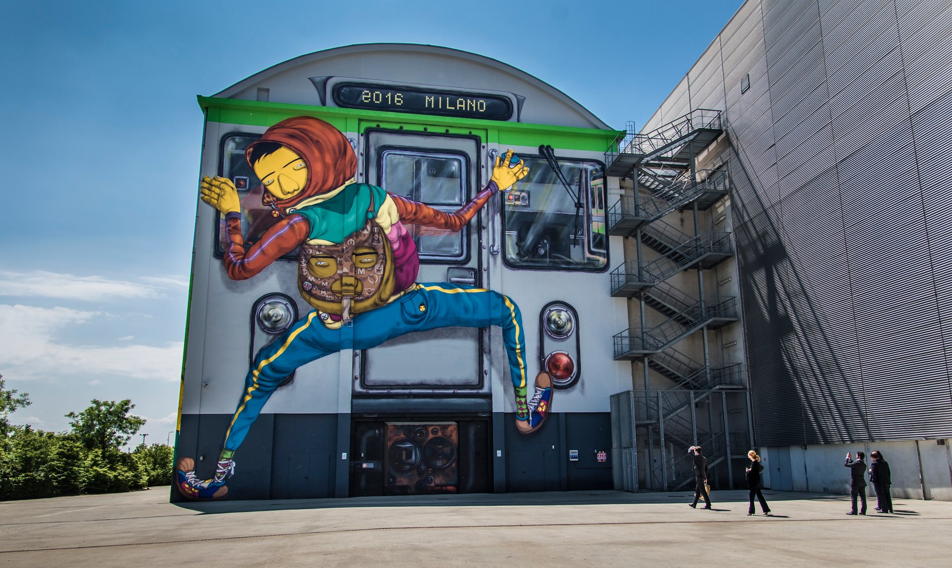 Isola Street Art in Milan - Best Season 2020