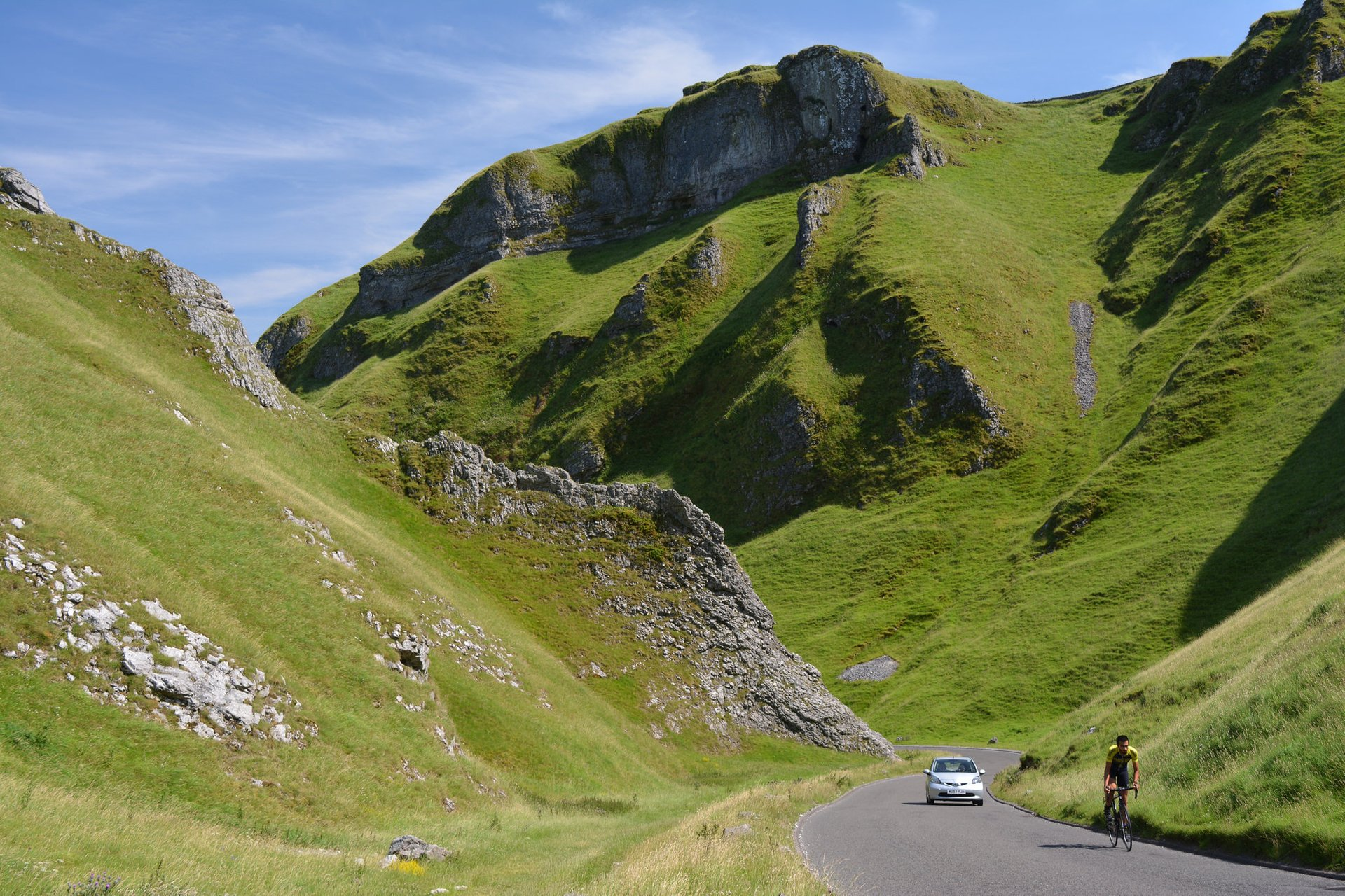 Winnats Pass in England 2019 - Best Time