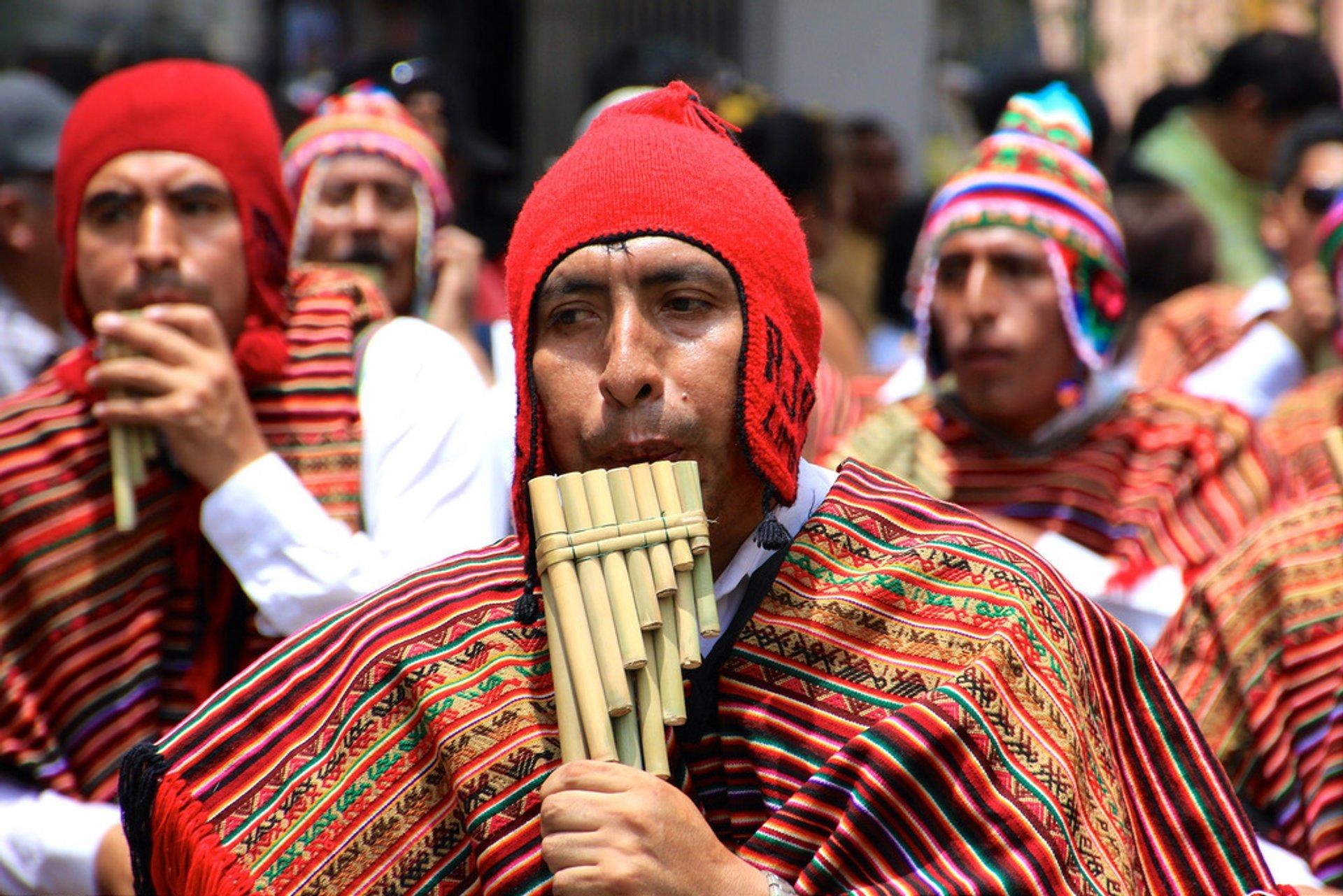 Carnaval Lima 2020