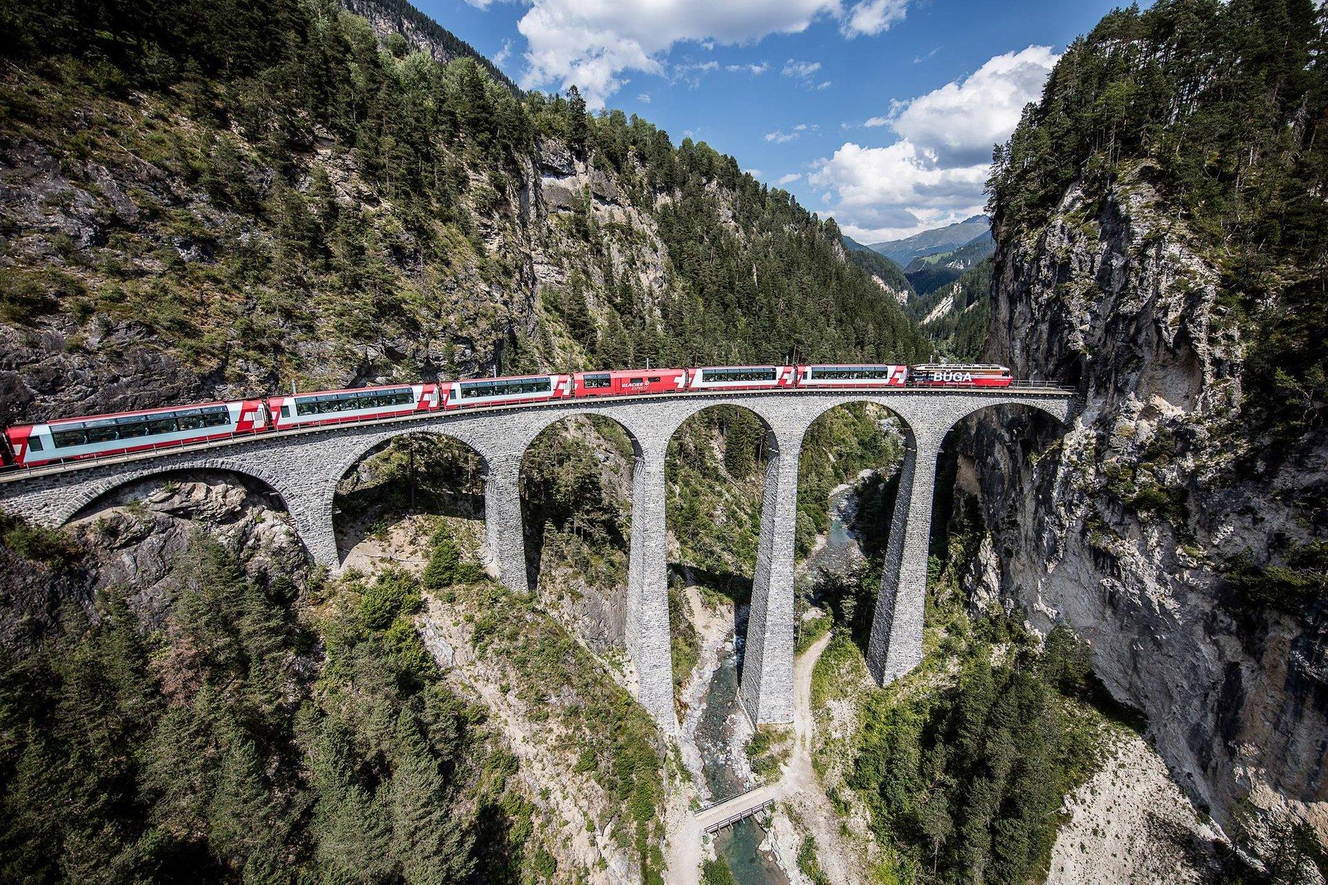Glacier Express in Switzerland 2020 - Best Time