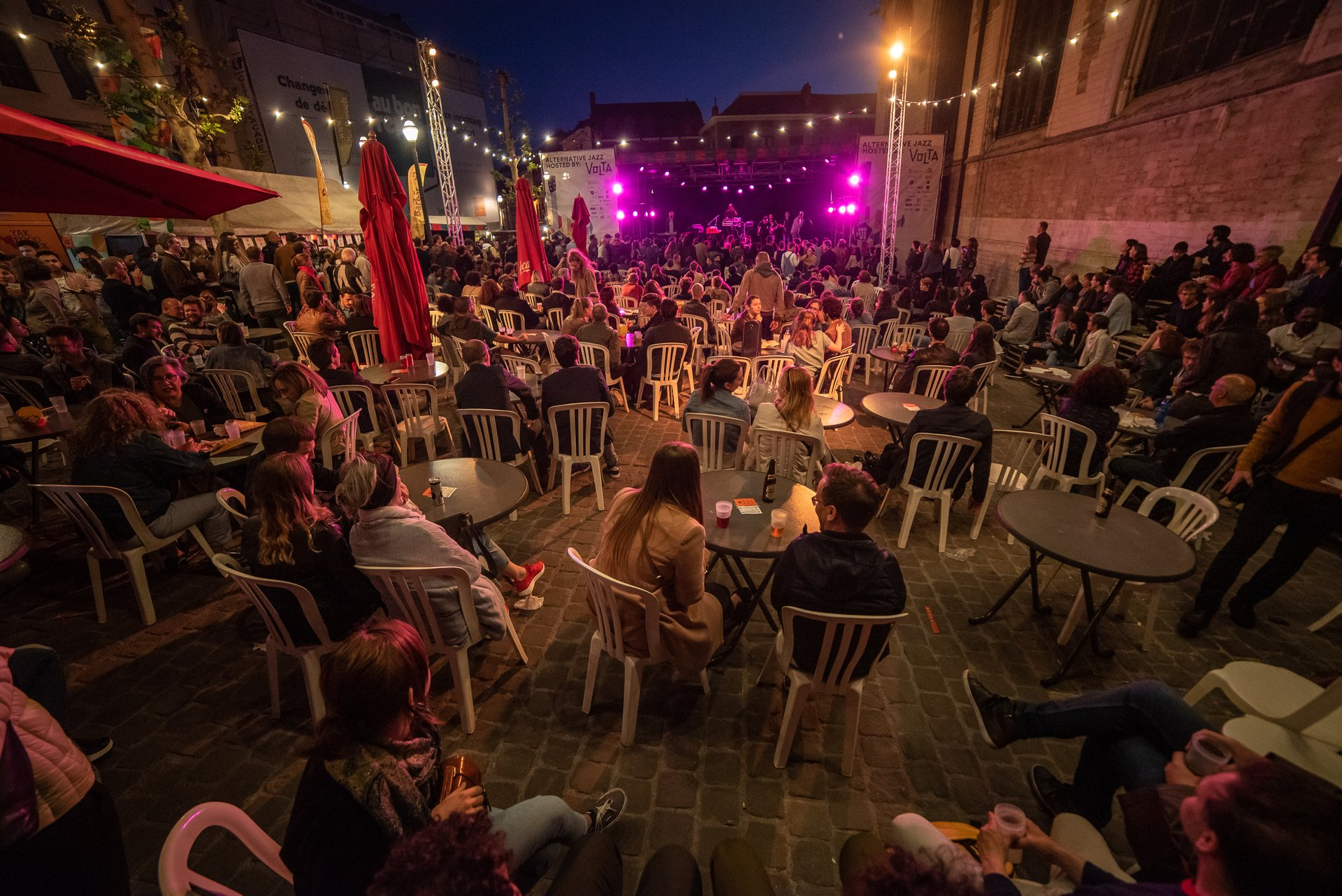 Best time for Brussels Jazz Weekend 2020