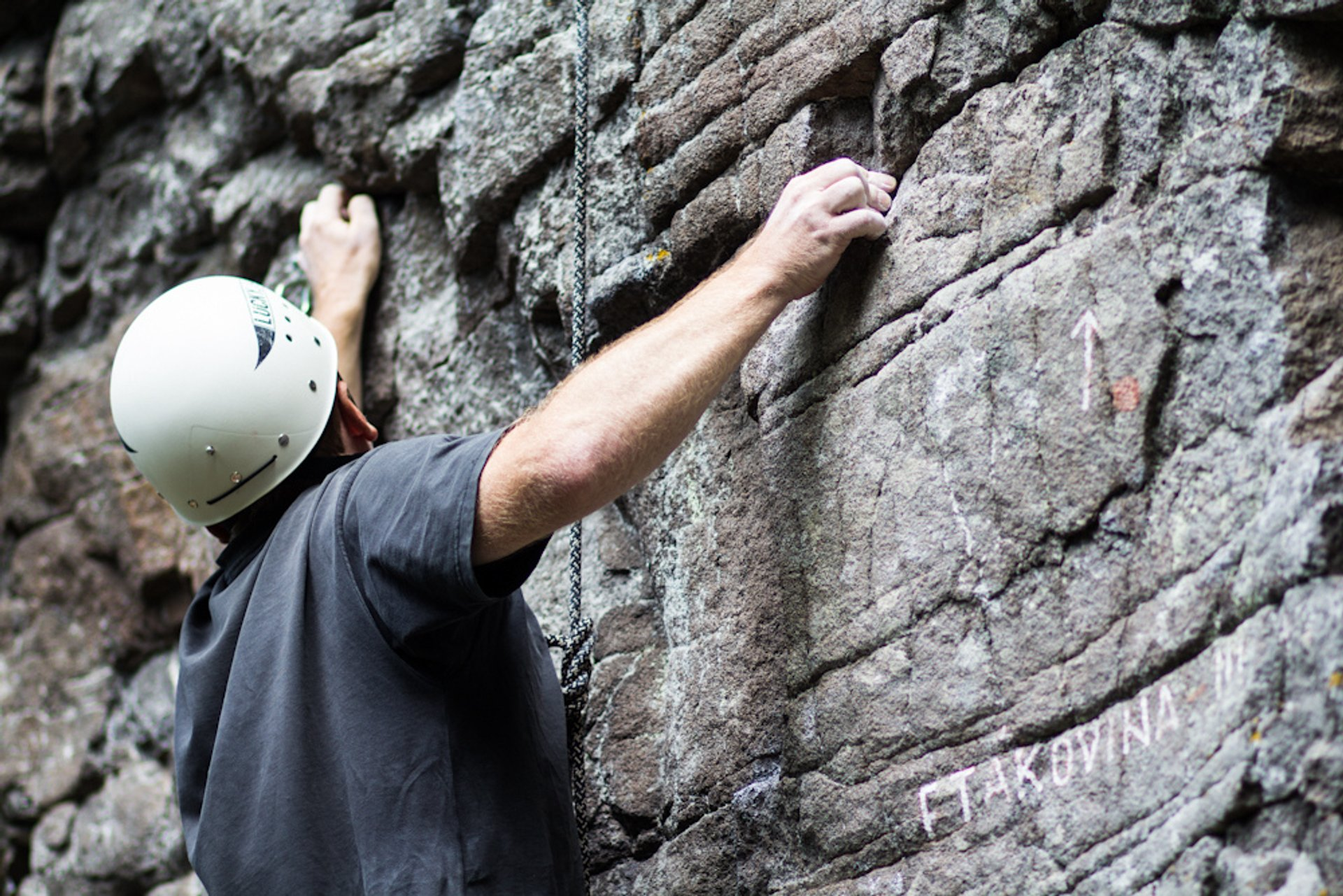 Best time for Rock Climbing in Slovakia 2020