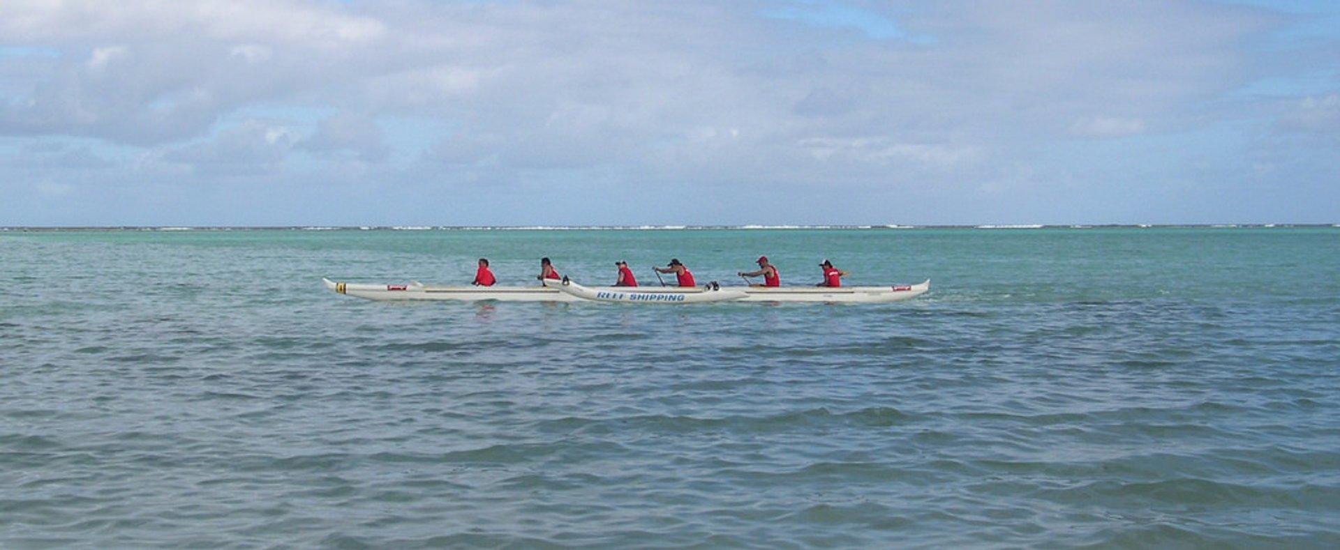 Vaka Eiva in Rarotonga & Cook Islands - Best Time