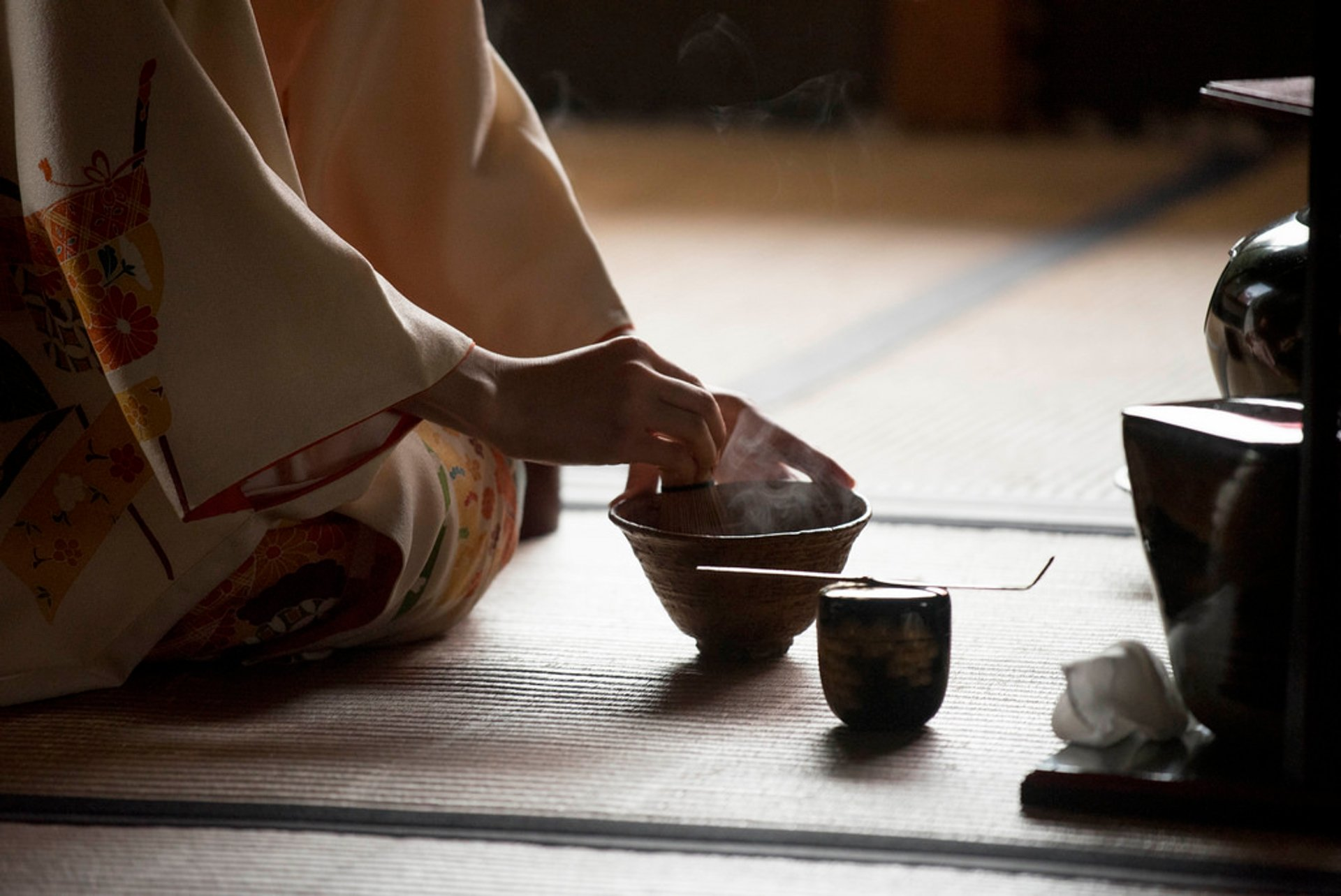 Tea Ceremony in Kyoto - Best Time