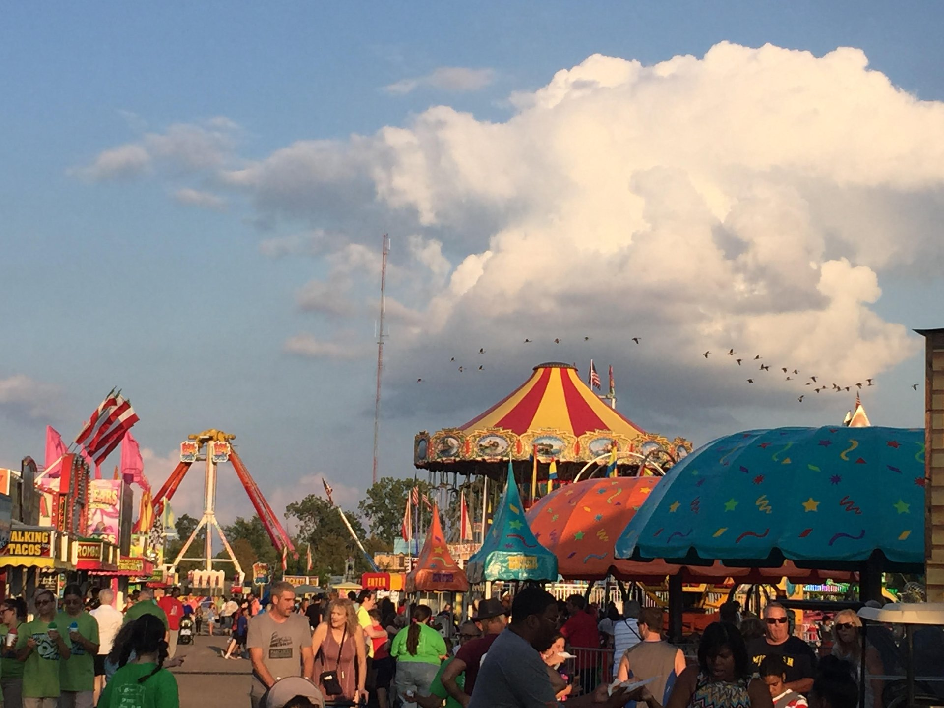 Michigan State Fair in Midwest 2019 - Best Time