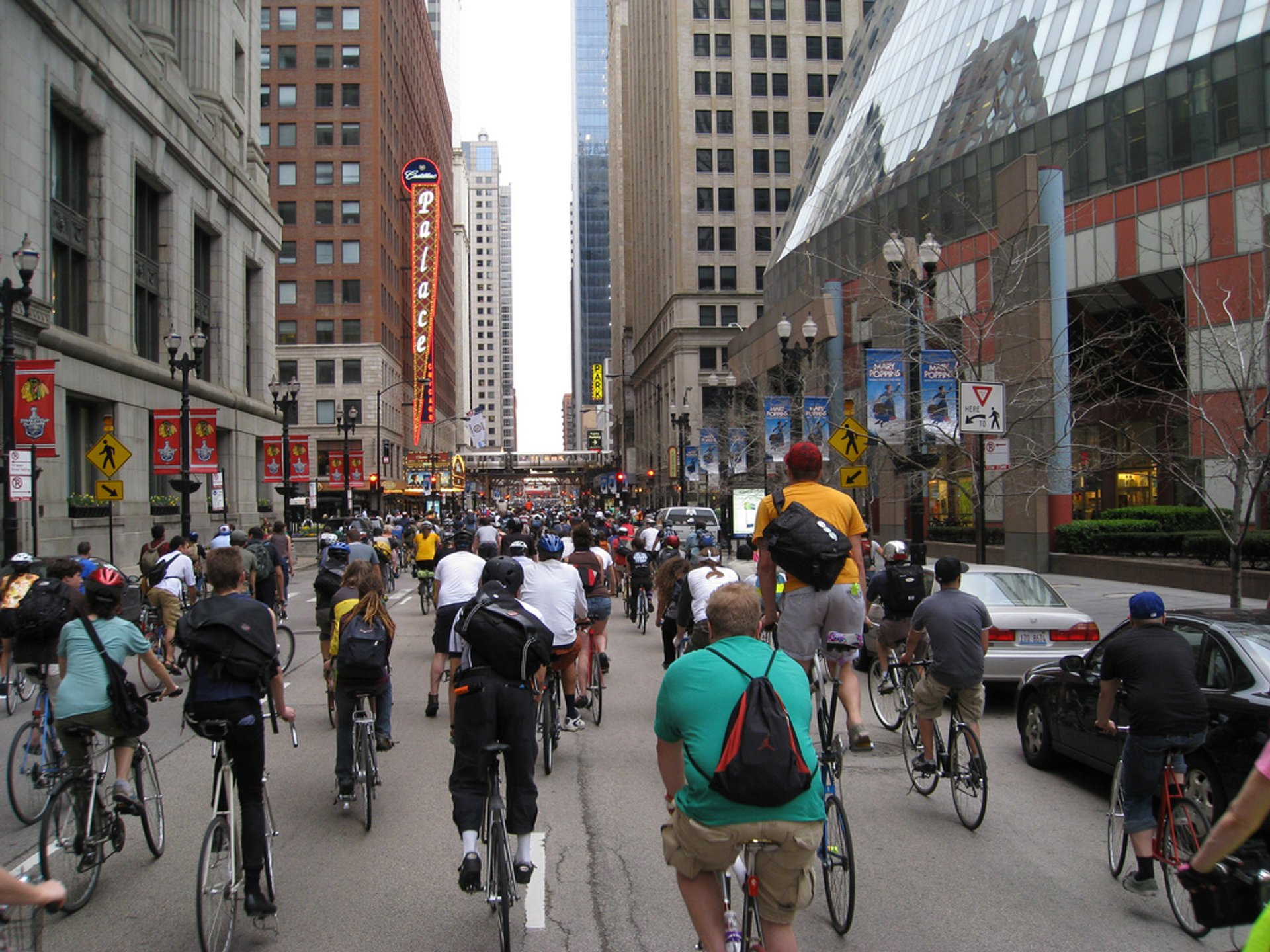 Critical Mass in Chicago - Best Season 2019