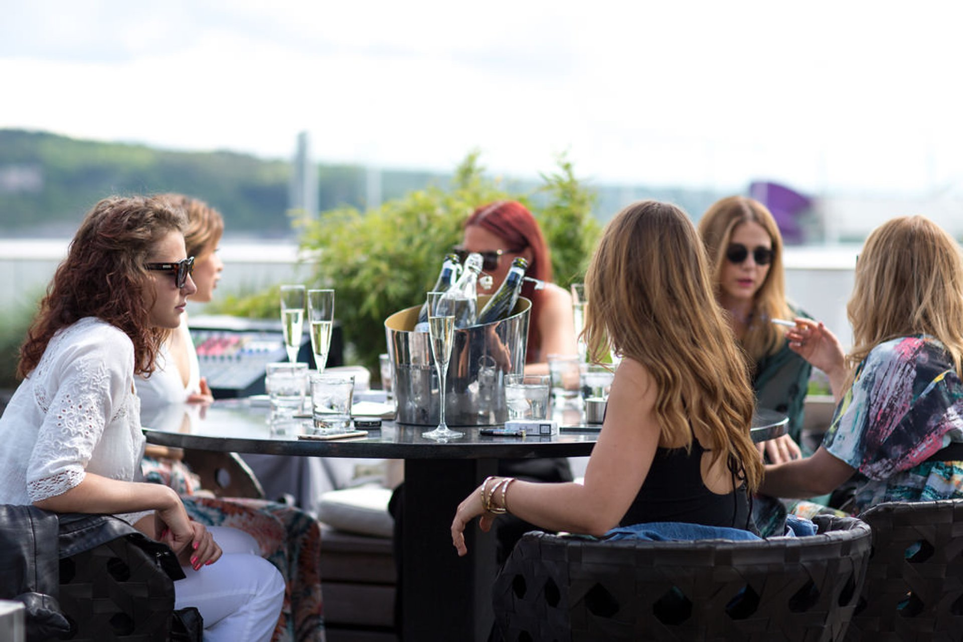 Rooftop Bars in Oslo - Best Season 2020