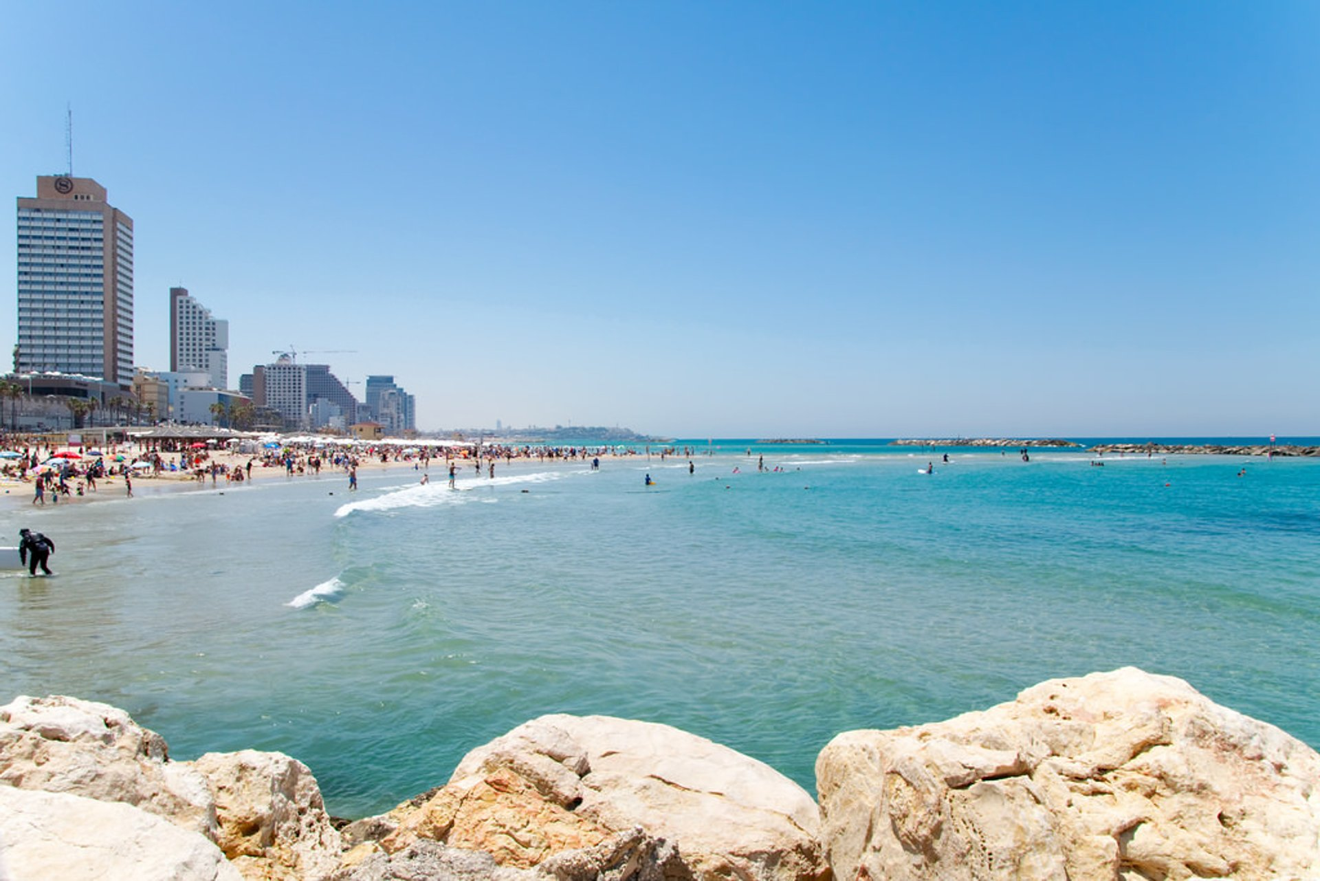 Beach Season in Israel 2020 - Best Time