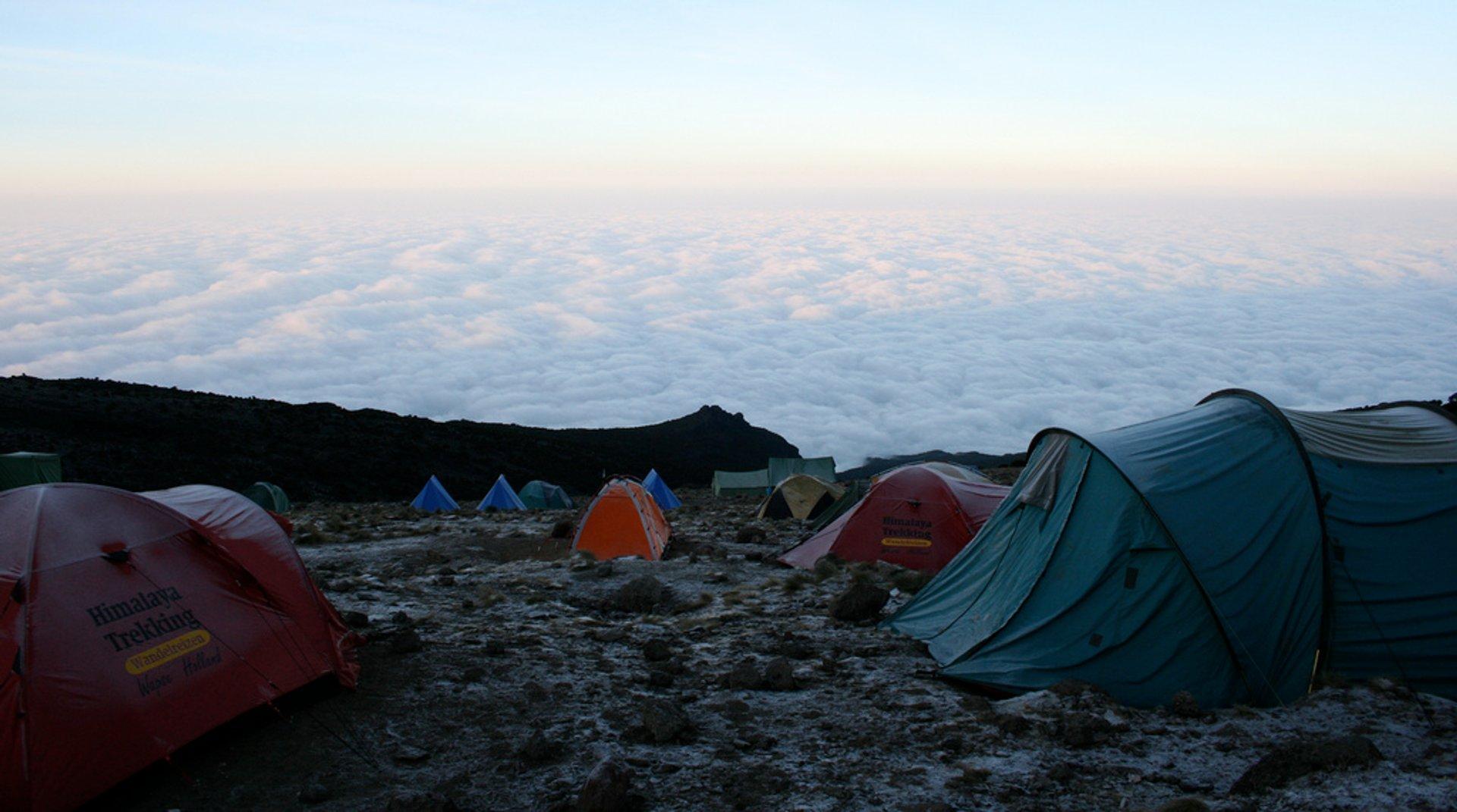 Best time for Climbing Kilimanjaro in Tanzania 2019