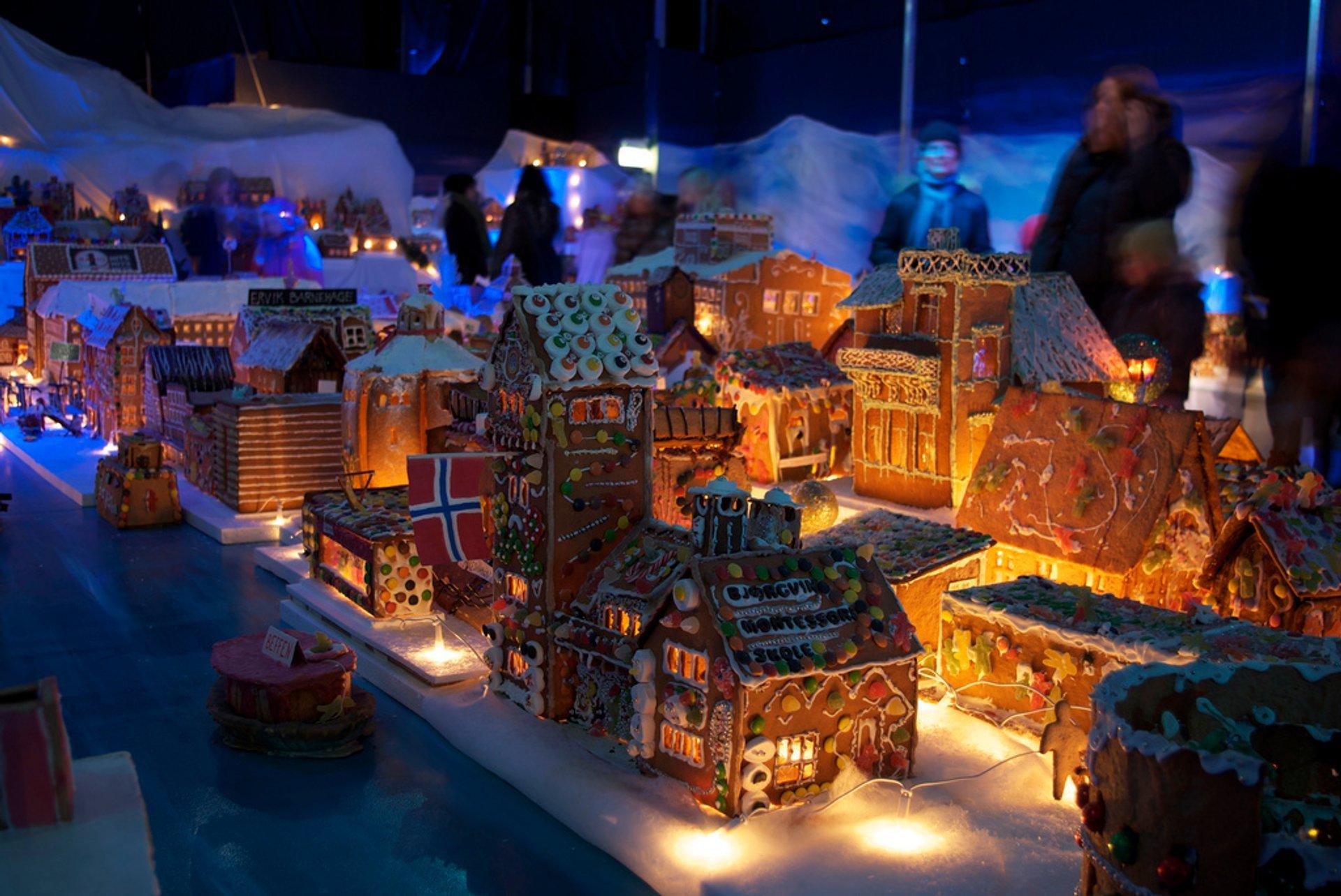 Bergen's Gingerbread Town (Pepperkakebyen) in Norway 2020 - Best Time