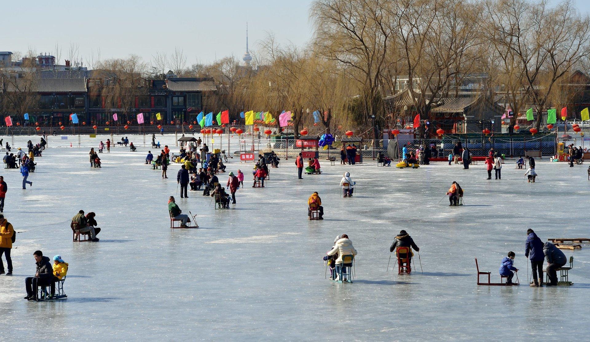 Outdoor Ice Skating in Beijing - Best Season 2020