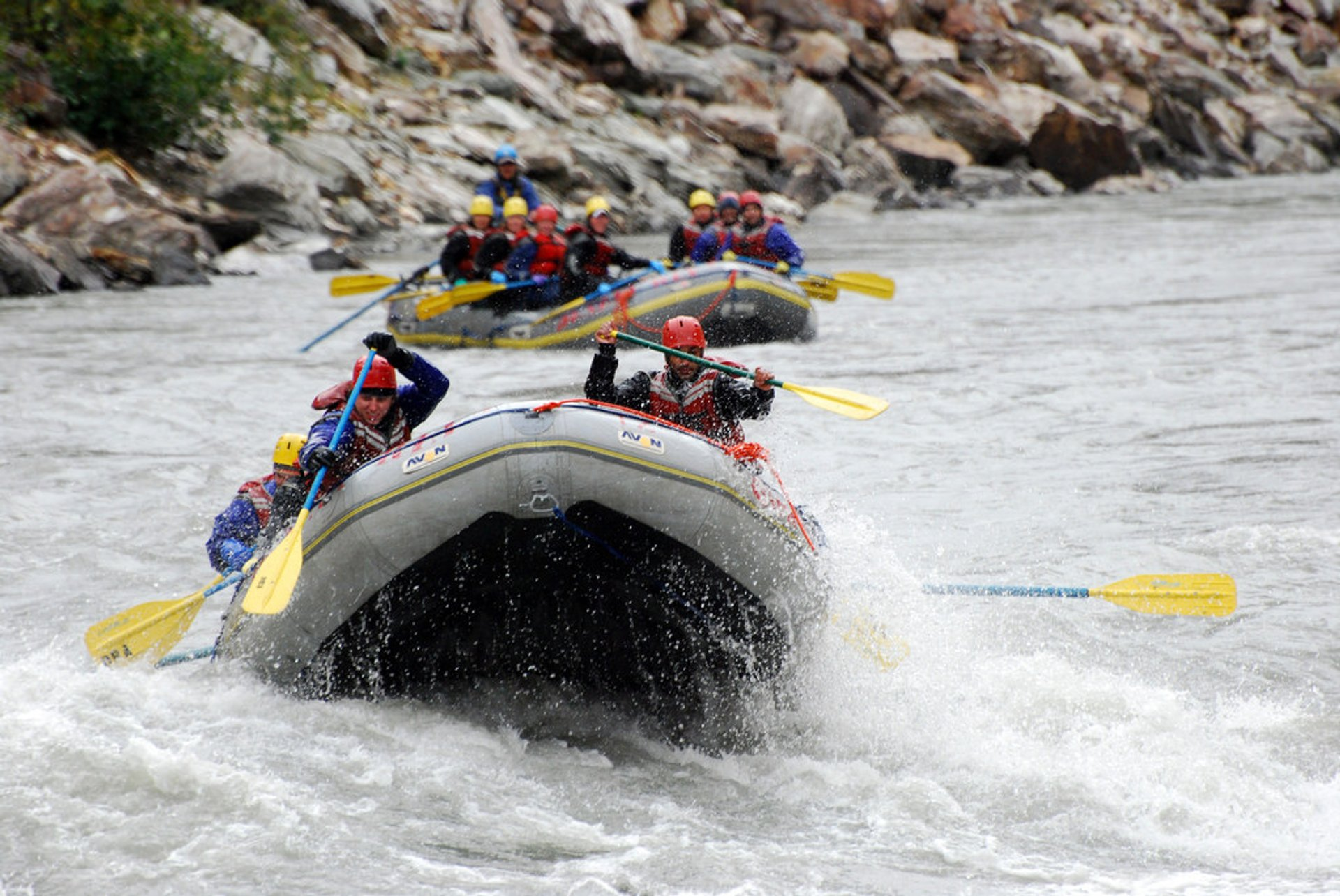 Rafting in Alaska 2019 - Best Time