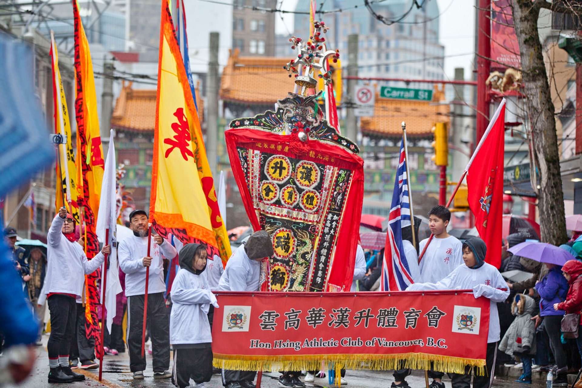 Chinese New Year Parade 2020