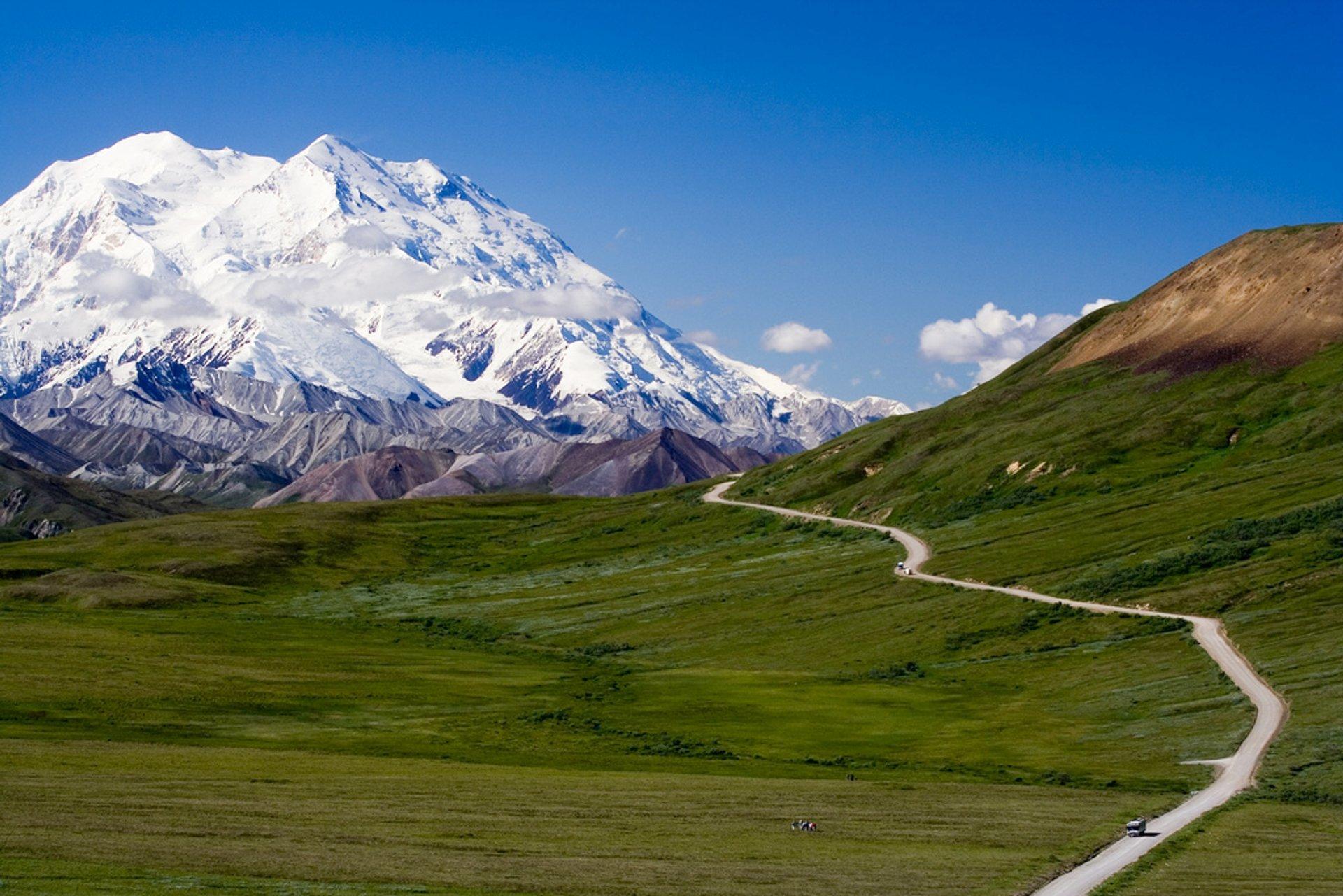 Denali in Alaska 2020 - Best Time