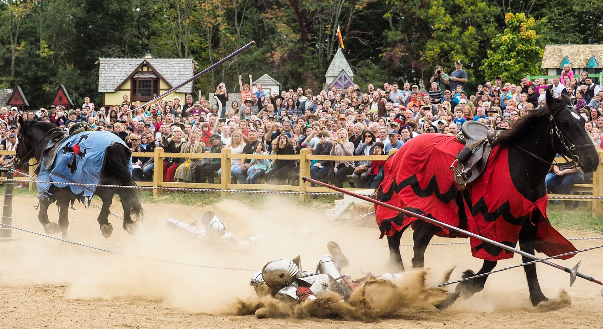 Best time to see Ohio Renaissance Festival in Ohio 2020