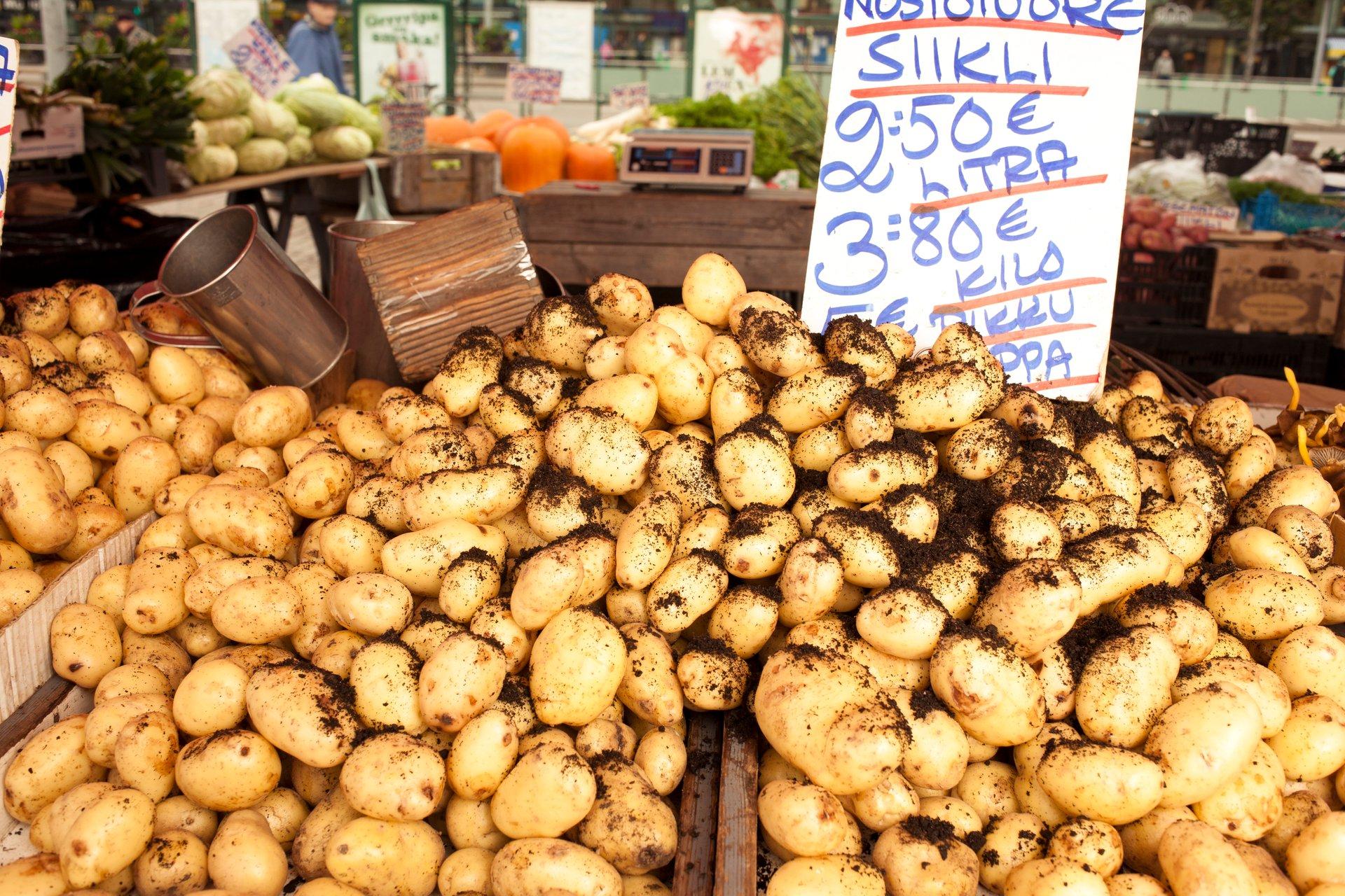 New Potato Obsession in Finland - Best Season 2019
