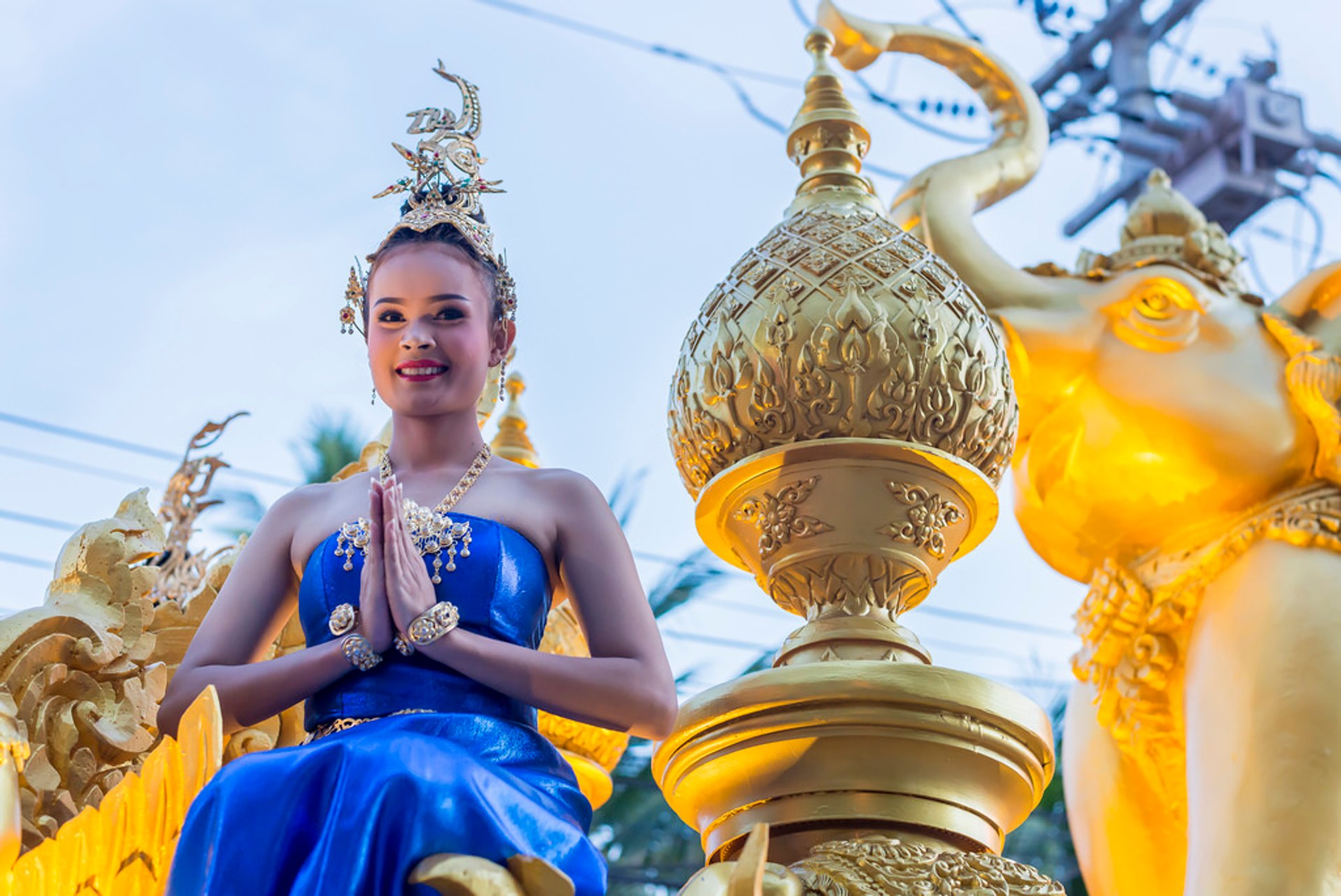 Best time to see Patong Carnival in Phuket