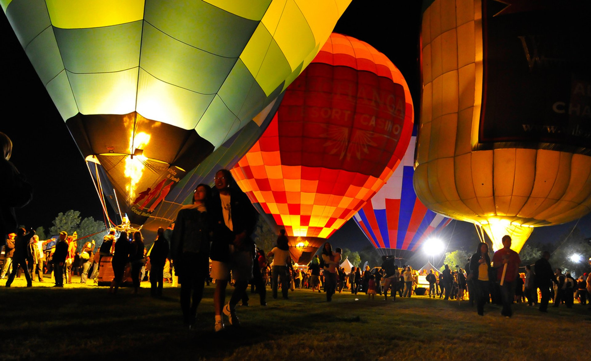 Best time to see Temecula Valley Balloon & Wine Festival