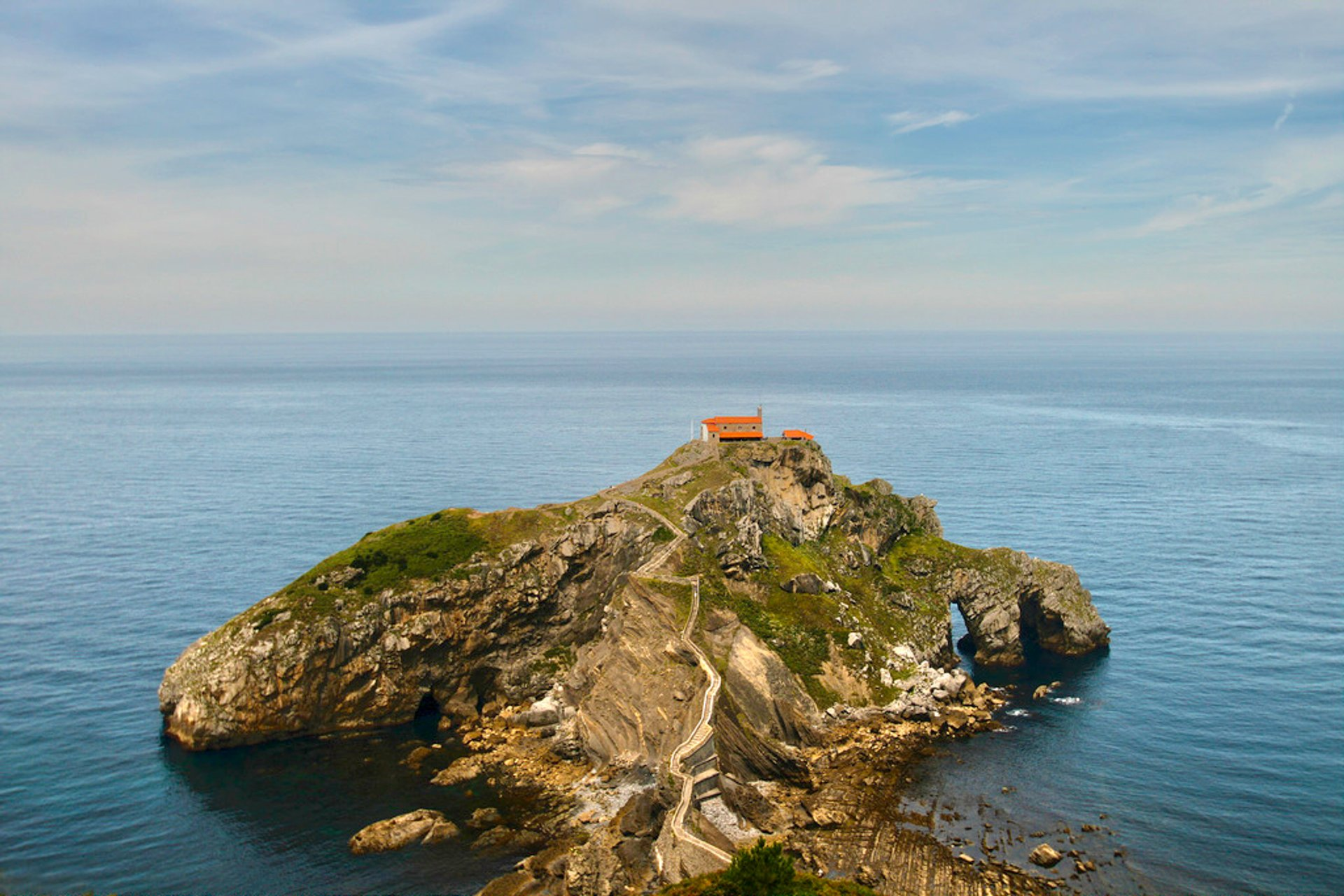 Gaztelugatxe in Basque Country - Best Time