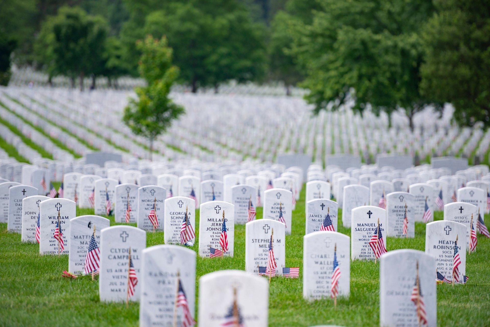 Memorial Day Weekend in Virginia 2020 - Best Time