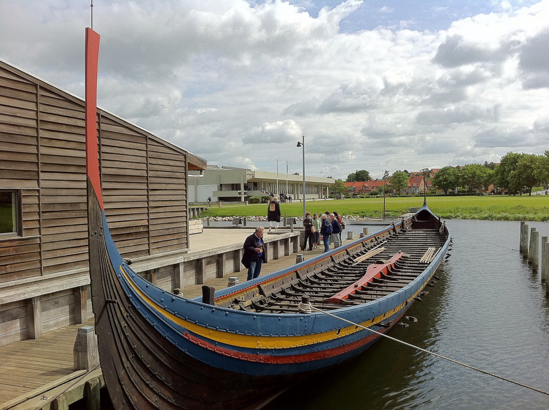Sailing Viking Ships in Denmark - Best Season 2019