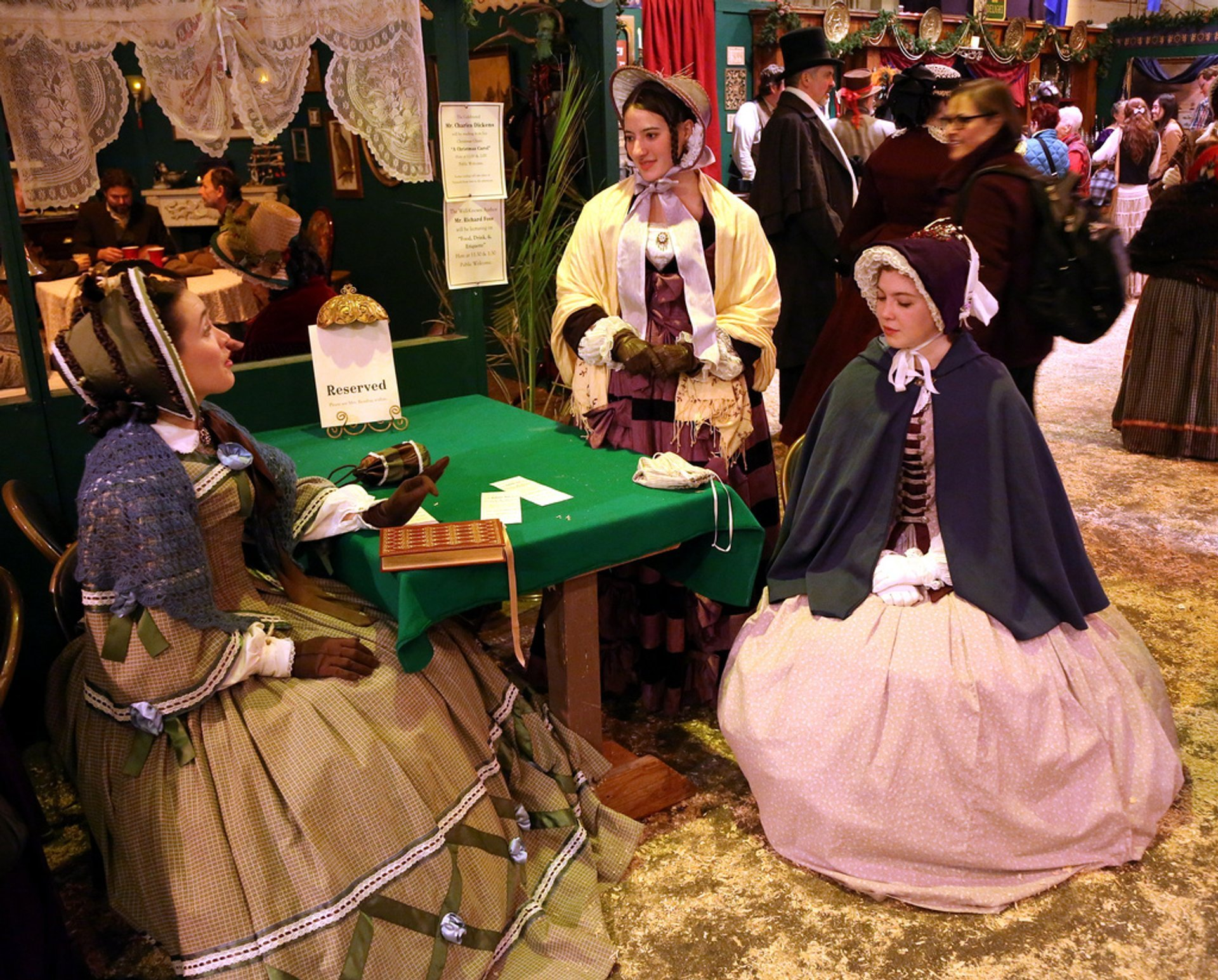 Great Dickens Christmas Fair in San Francisco - Best Season