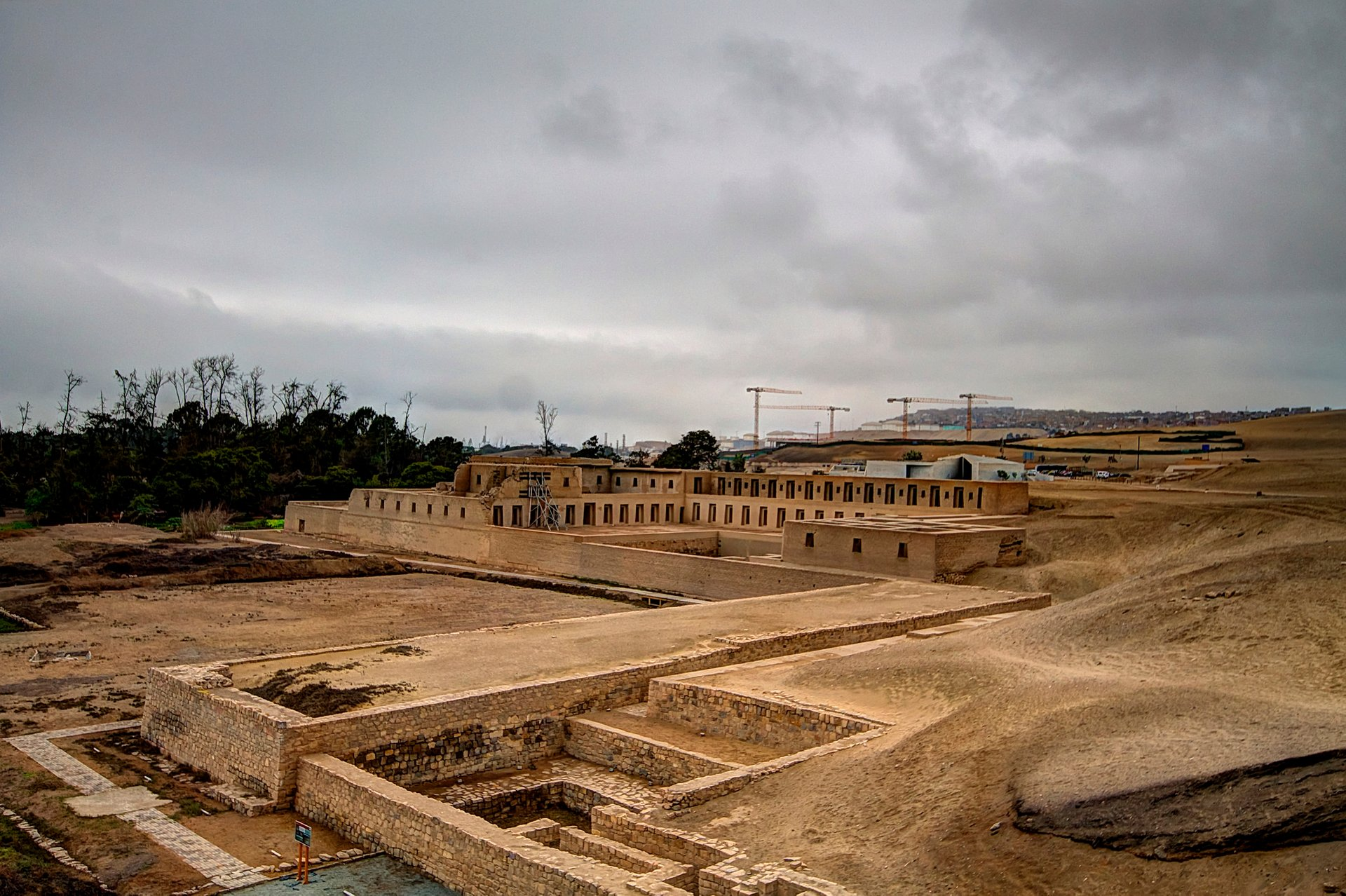 Pachacamac in Peru - Best Season 2020