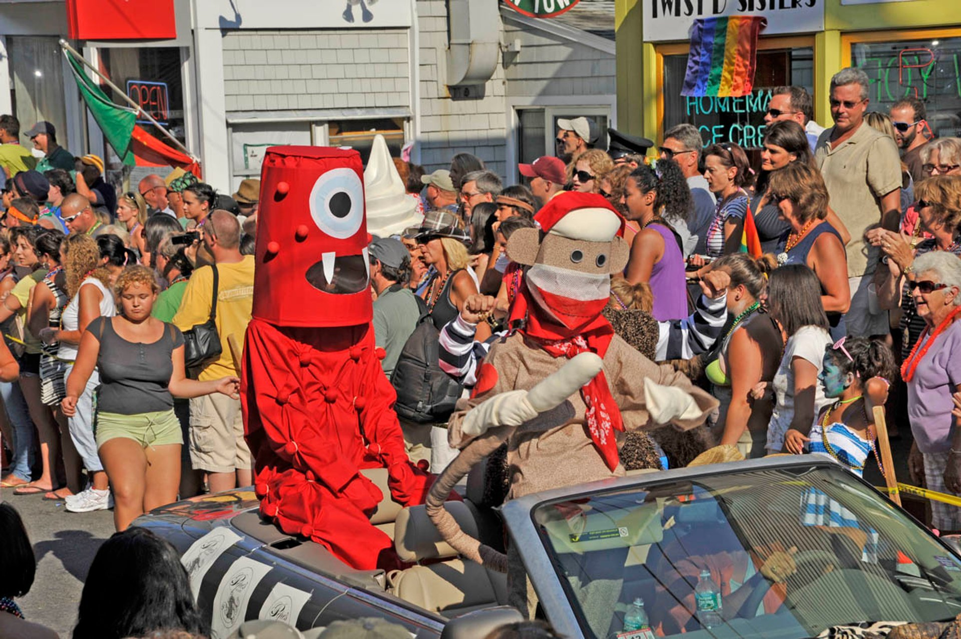 Best time for Provincetown Carnival Week in Massachusetts 2019