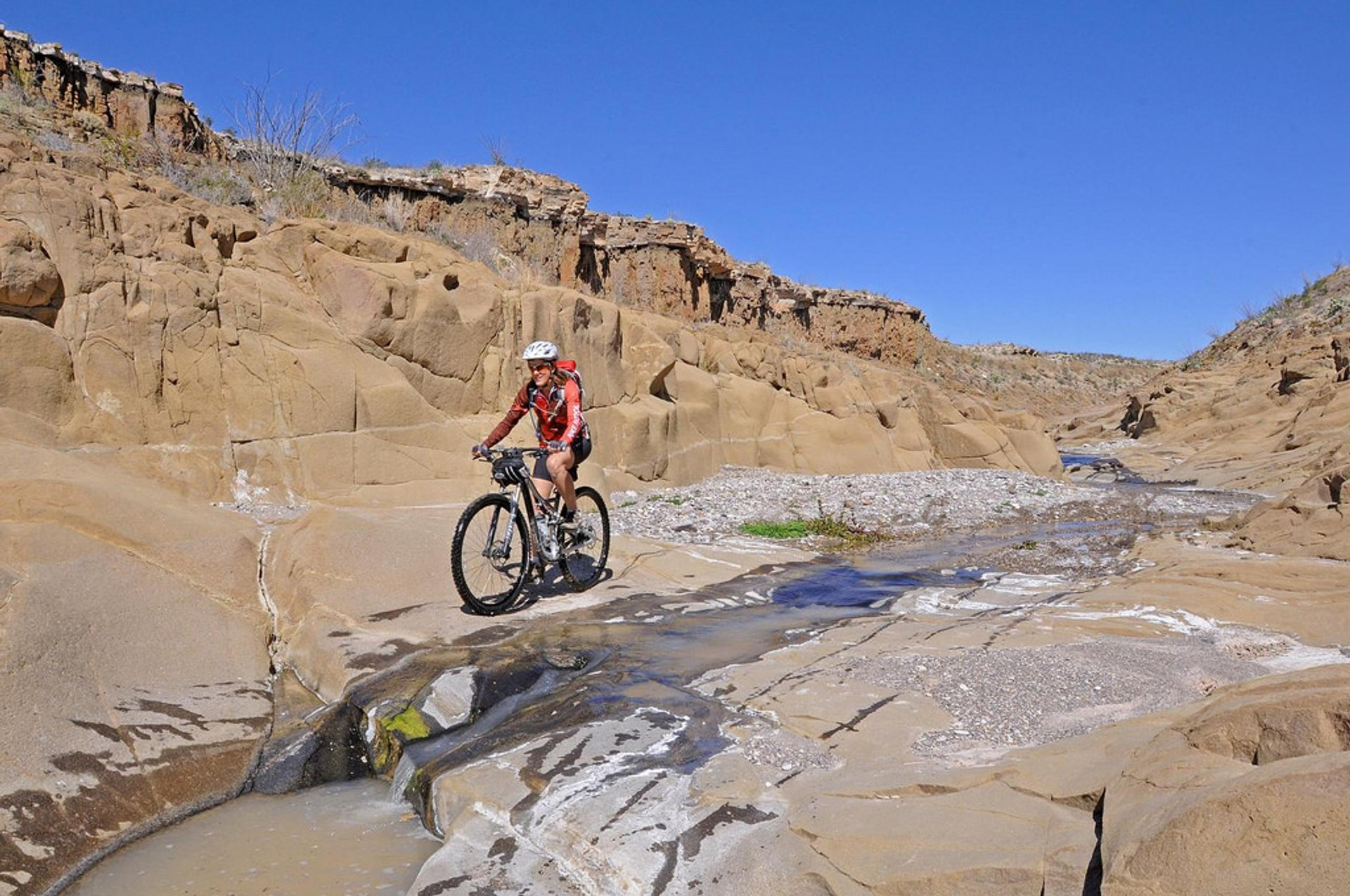 Chihuahuan Desert Bike Fest Held at Big Bend Ranch State Park