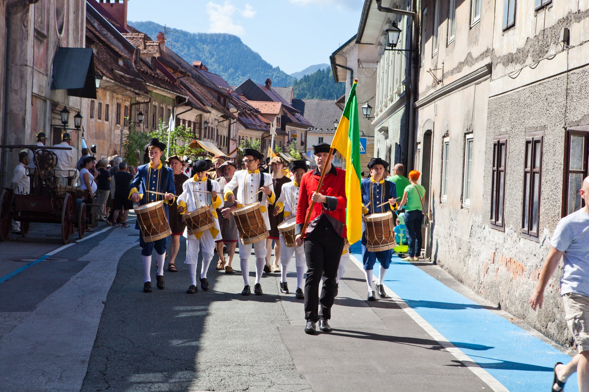 Historial Škofja Loka in Slovenia - Best Season 2020