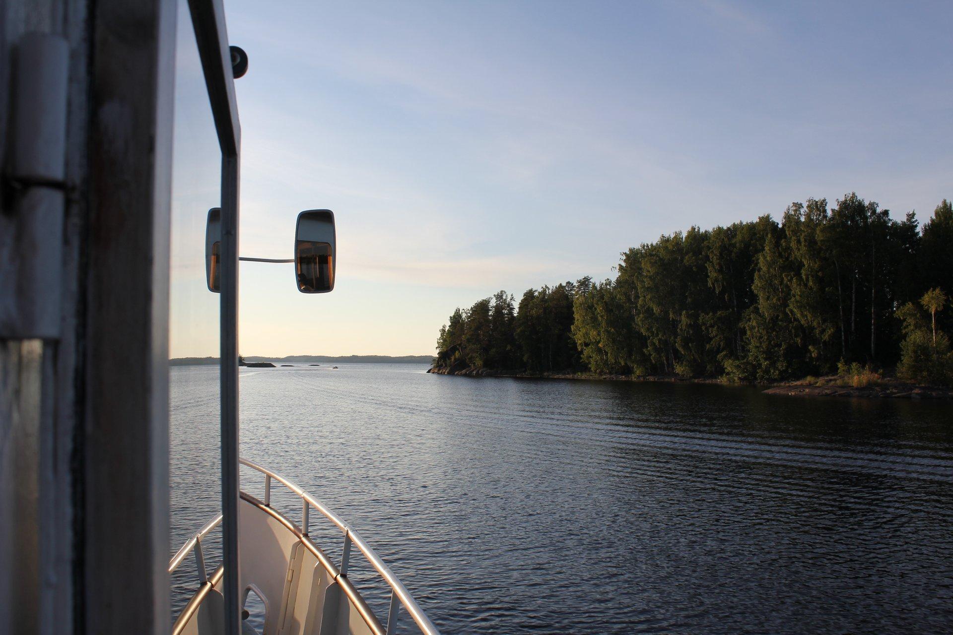 Saimaa Lake 2020