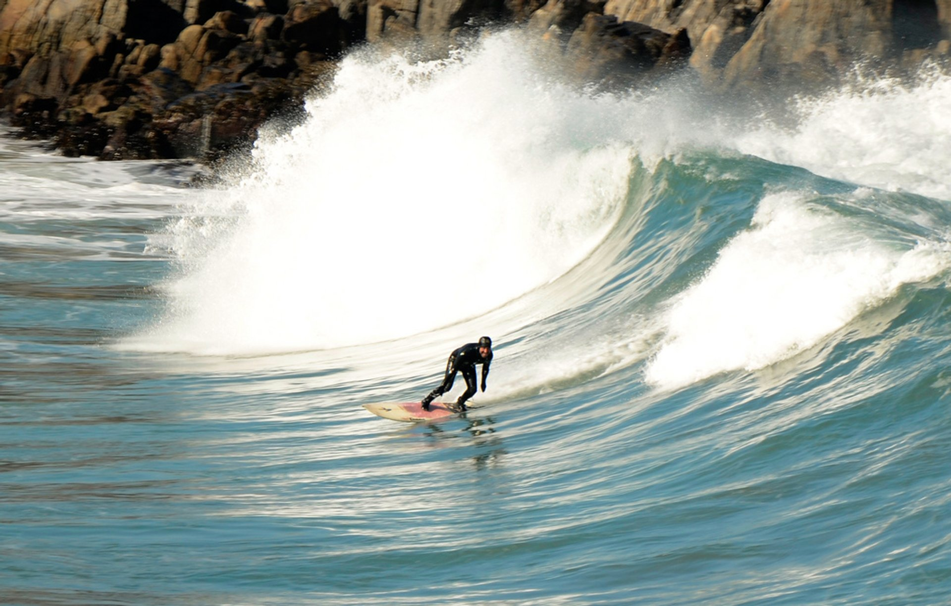 Surfing and Windsurfing in Chile 2020 - Best Time