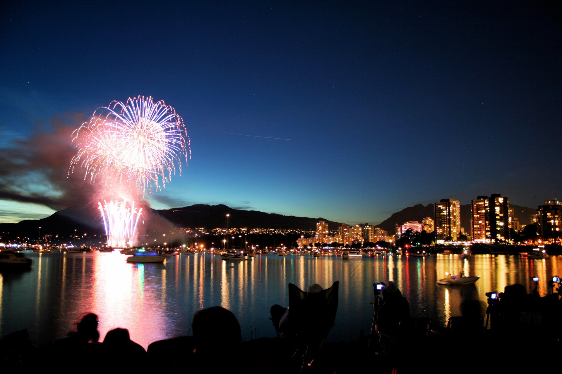 Celebration of Light in Vancouver 2020 - Best Time