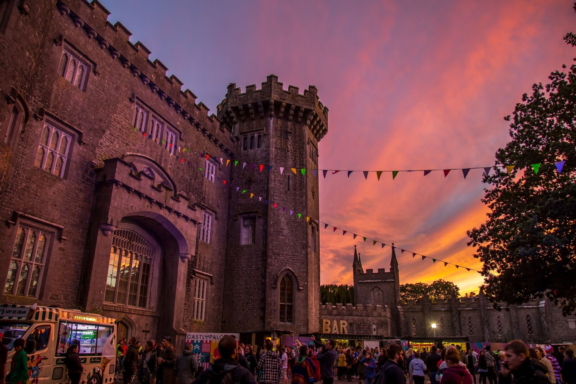 Best time to see Castlepalooza 2020