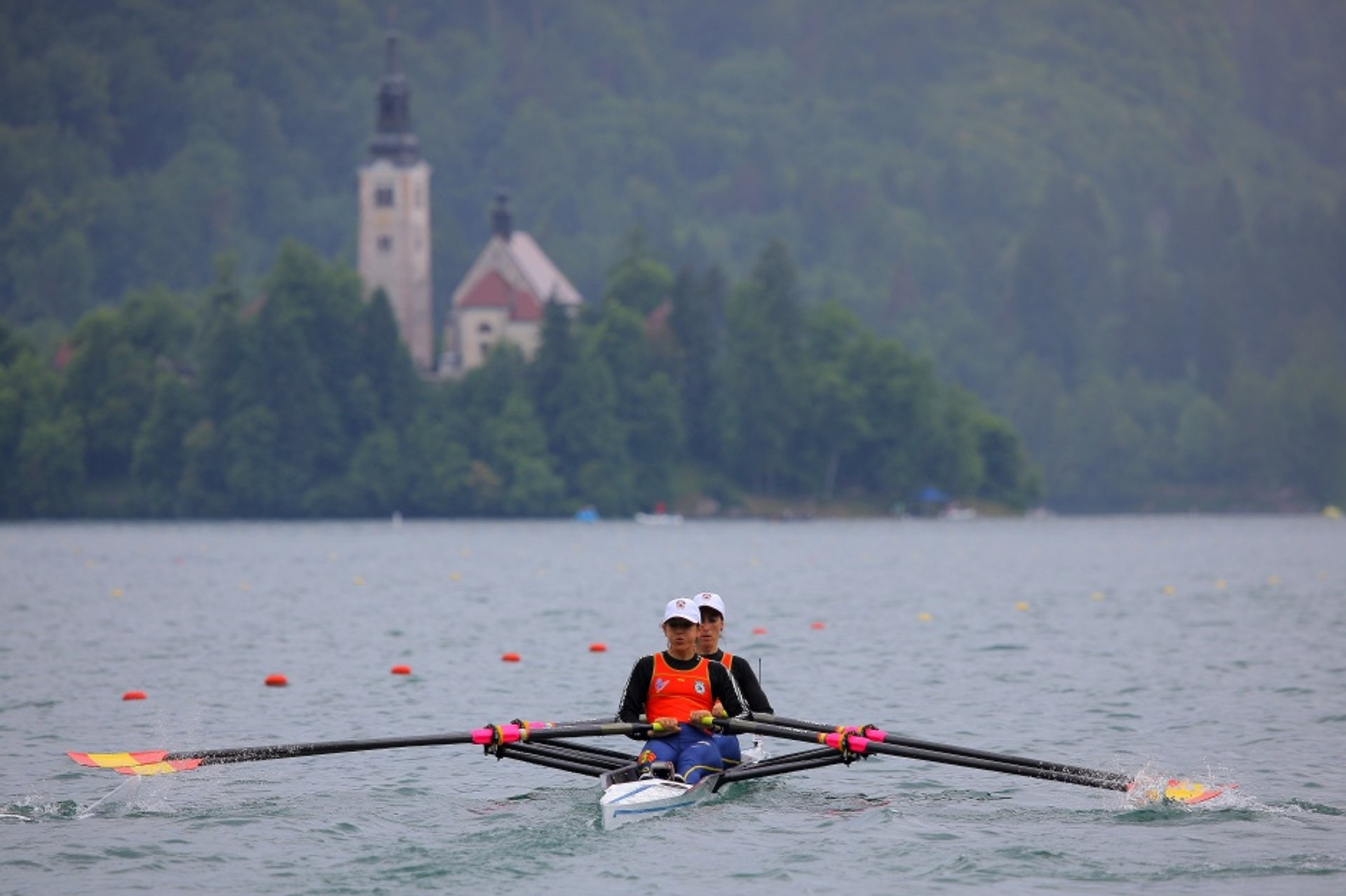 Best time for International Rowing Regatta in Slovenia 2020
